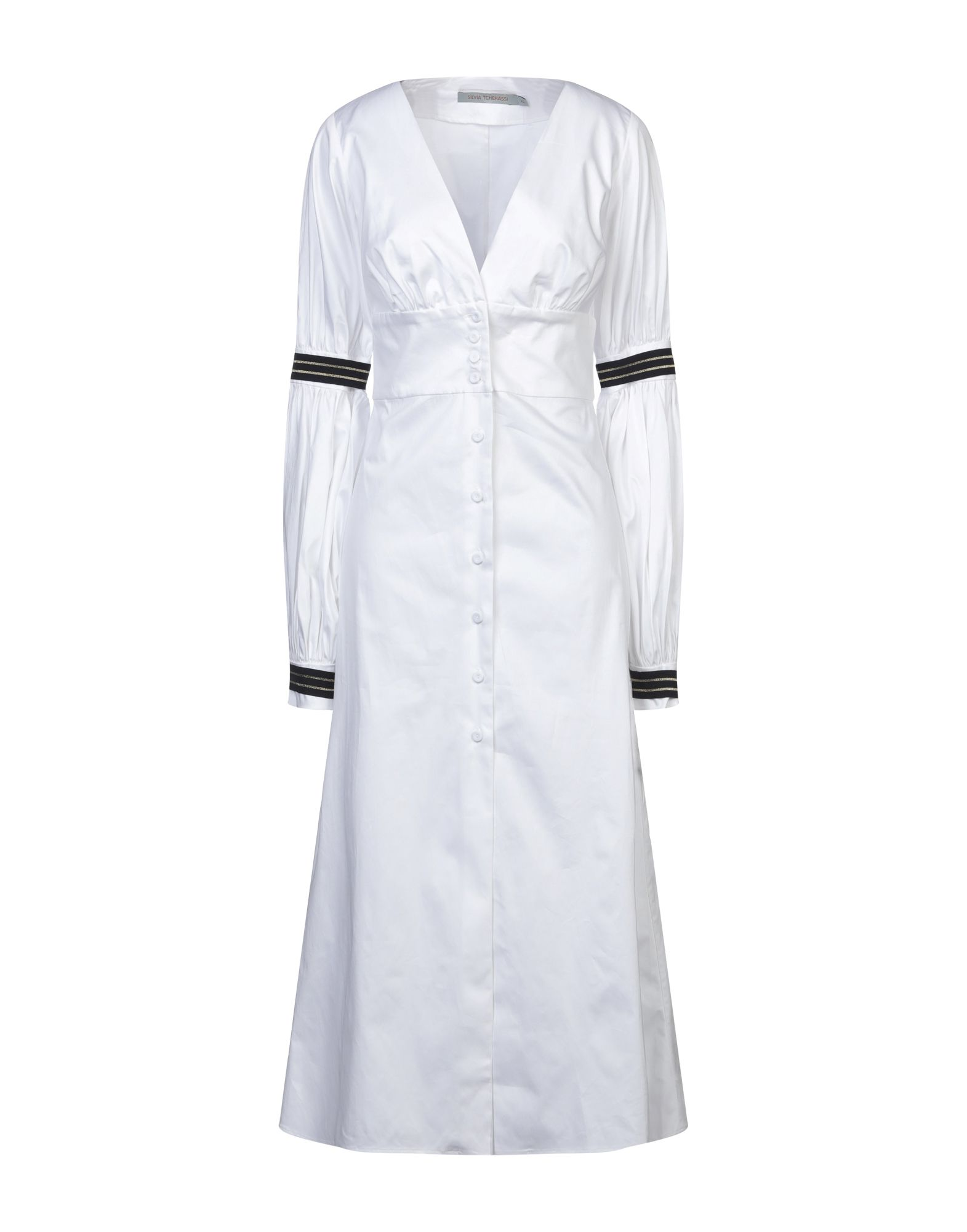 SILVIA TCHERASSI Платье длиной 3/4