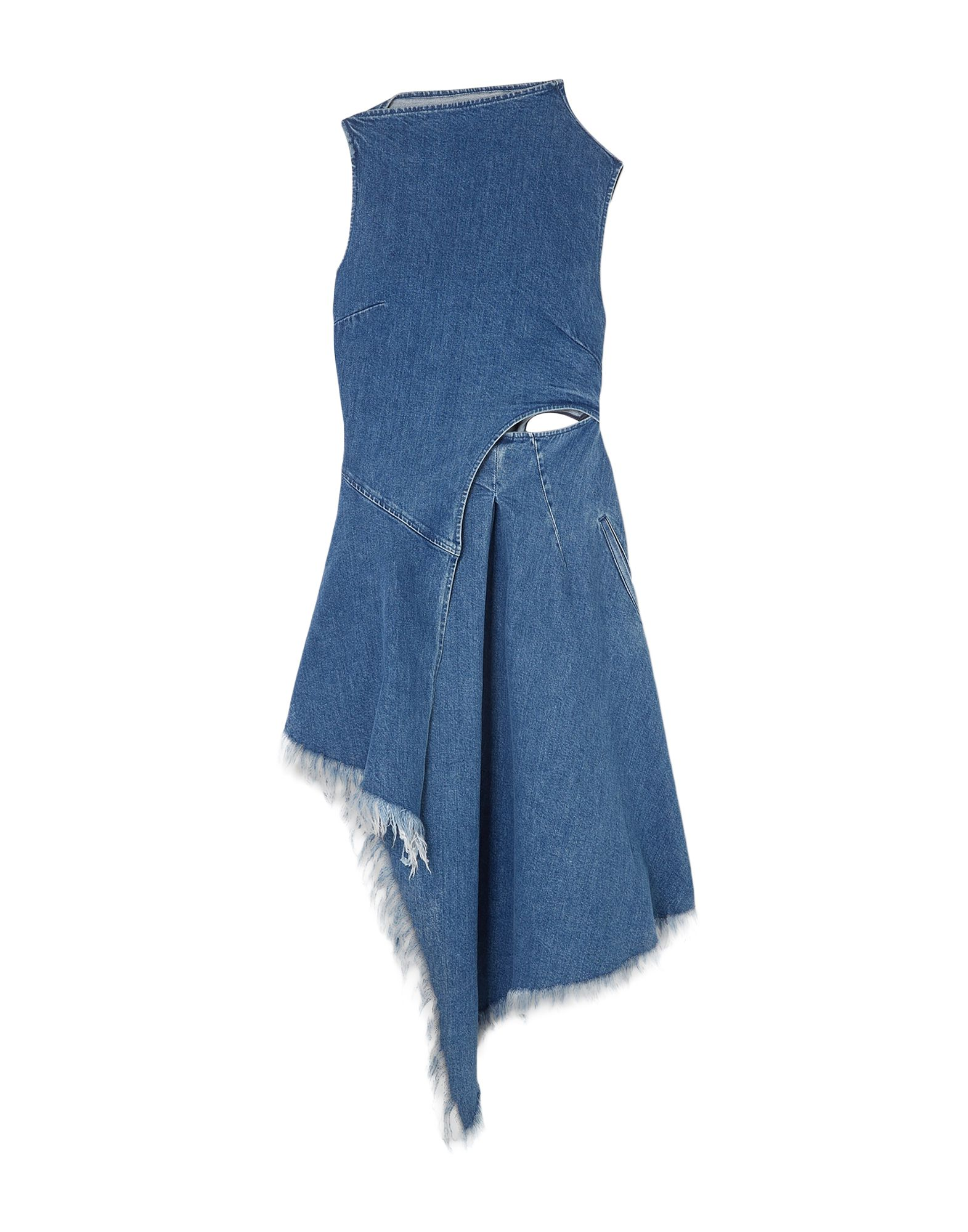 7 FOR ALL MANKIND Платье до колена