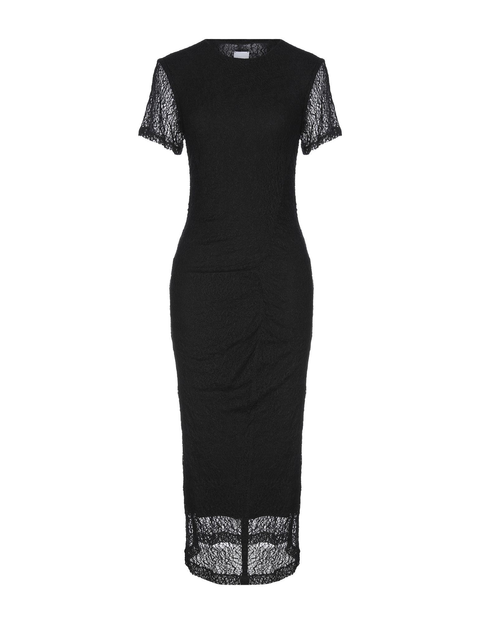 Фото - GAëLLE Paris Платье длиной 3/4 eleven paris юбка длиной 3 4
