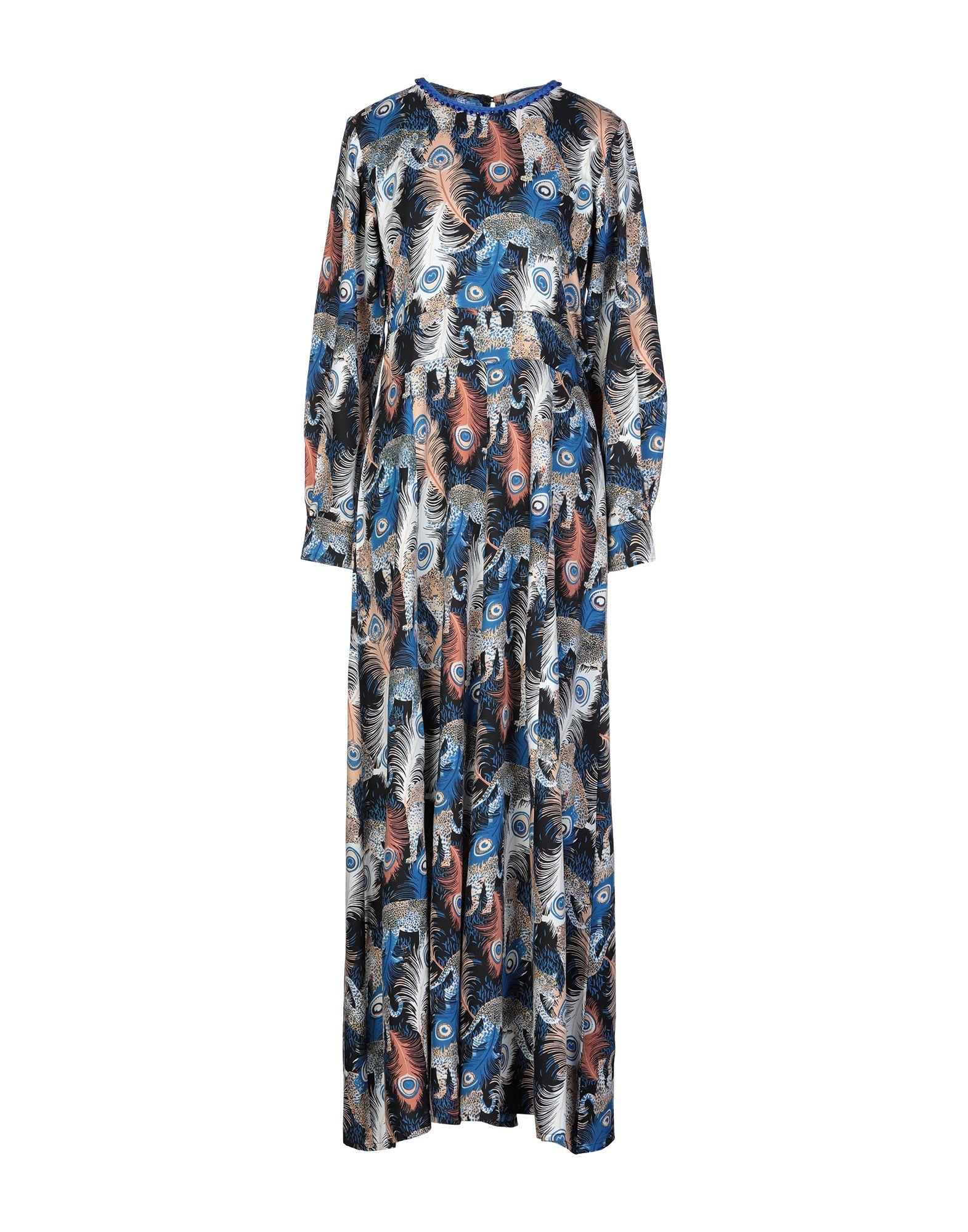CONNOR & BLAKE Длинное платье