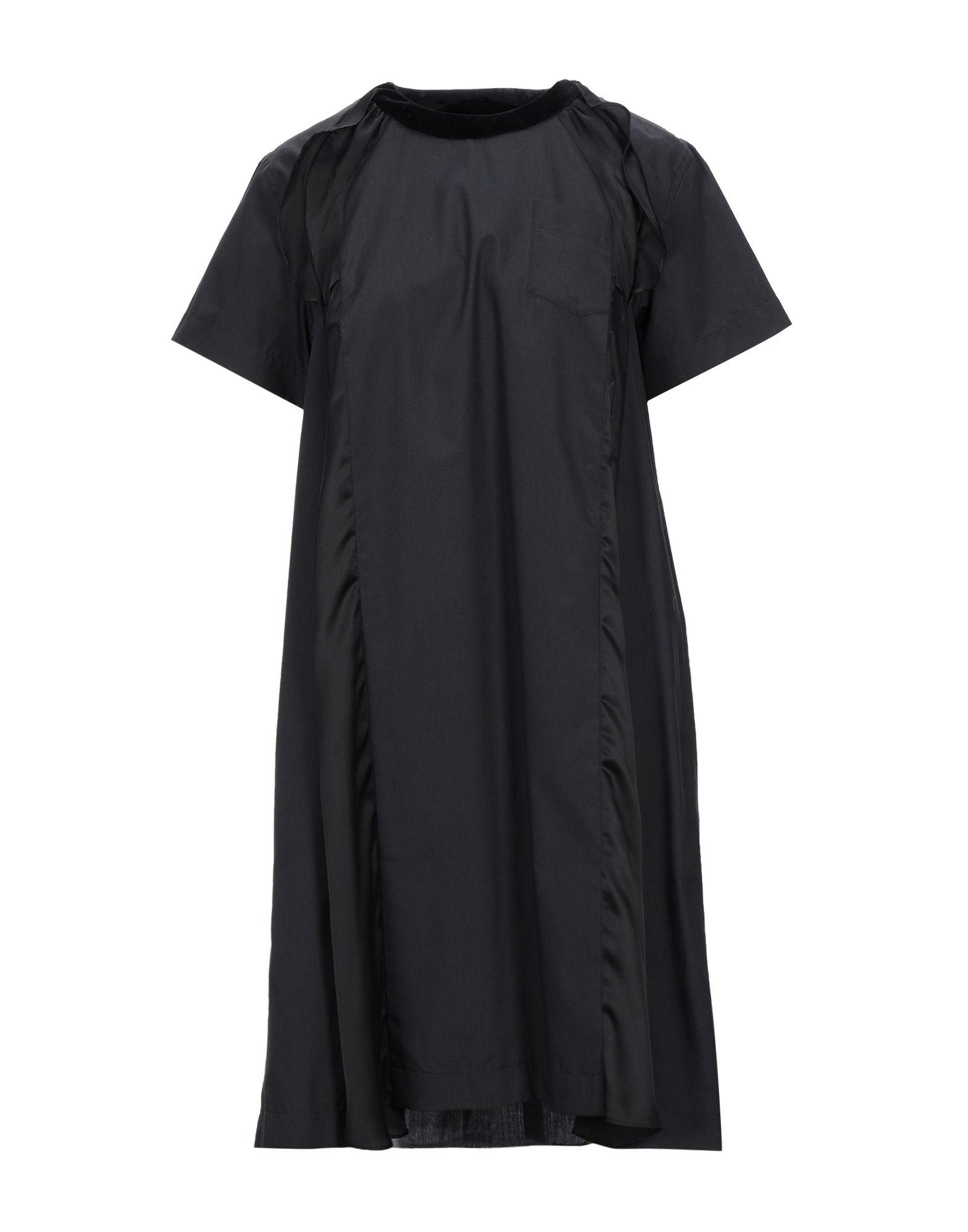 SACAI Короткое платье
