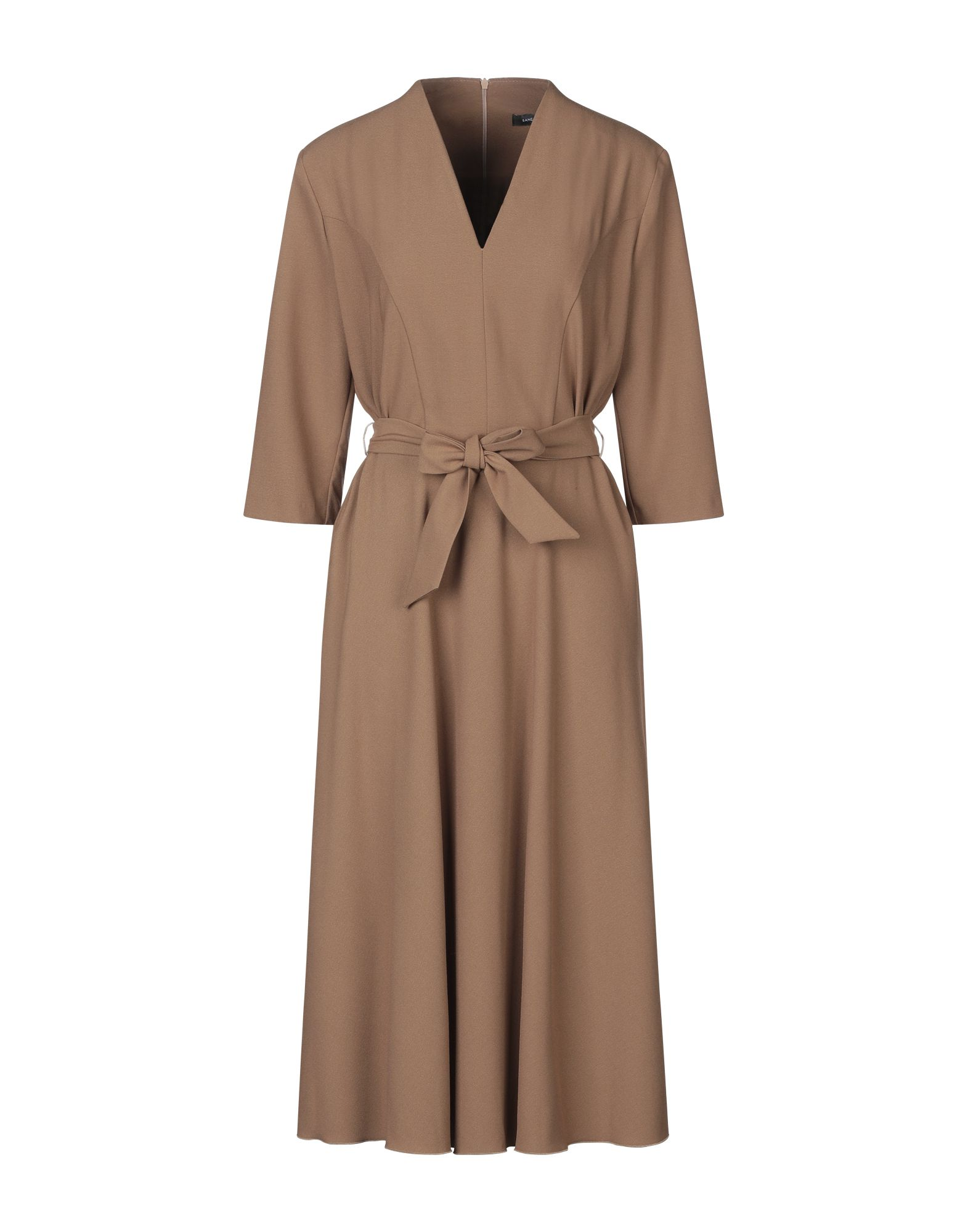 SANDRO FERRONE Платье до колена