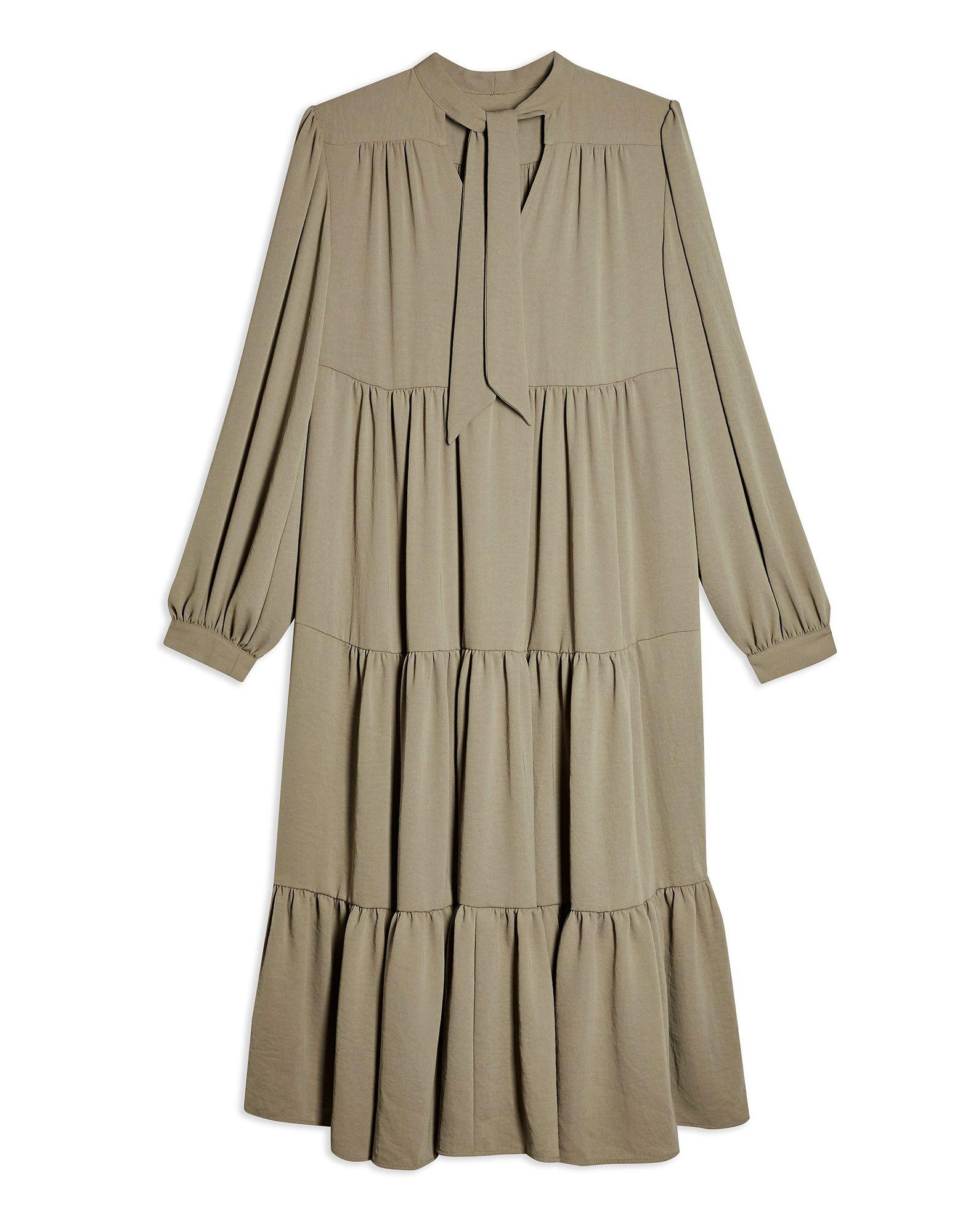TOPSHOP Платье до колена