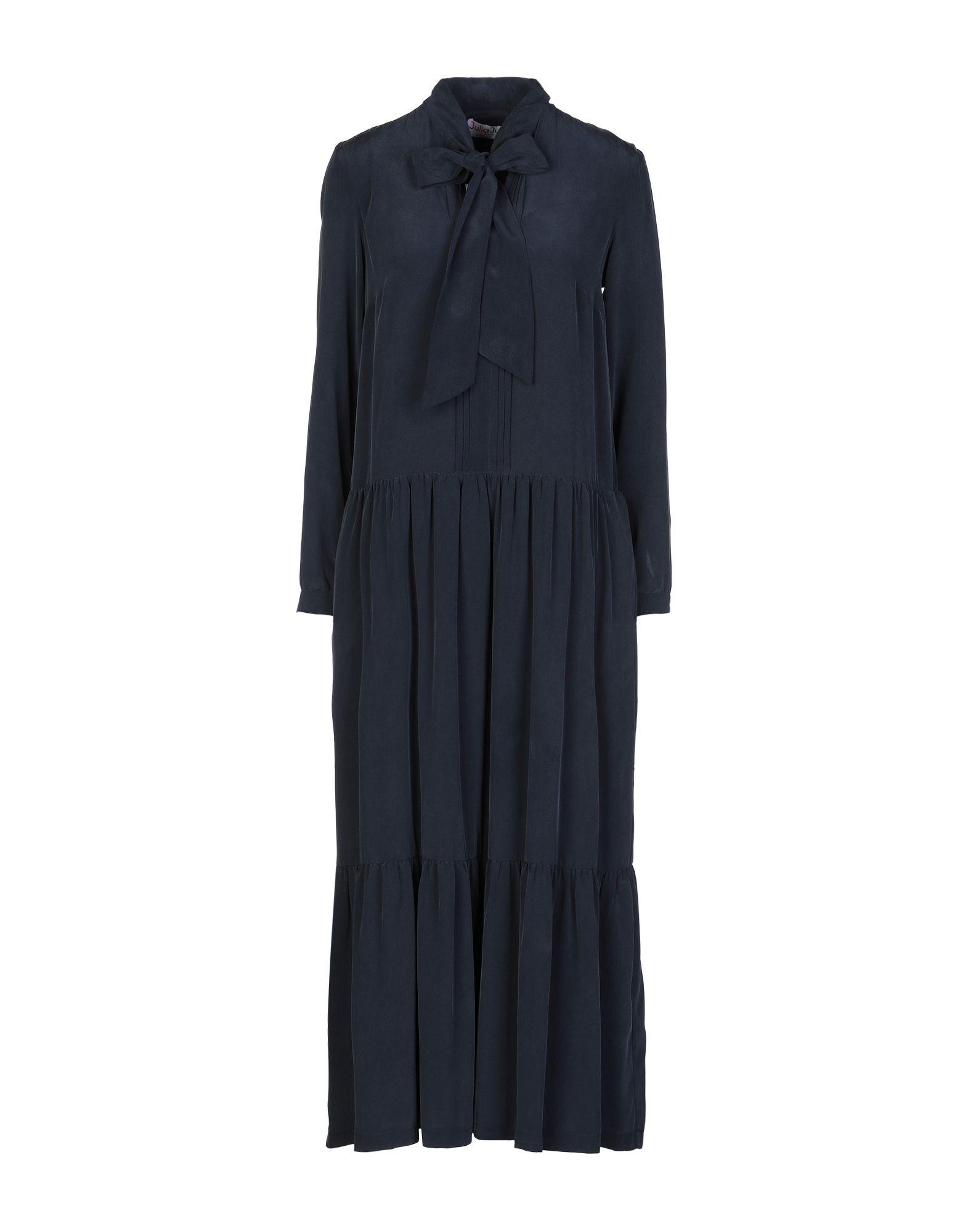 цена JULIA JUNE Платье длиной 3/4 онлайн в 2017 году