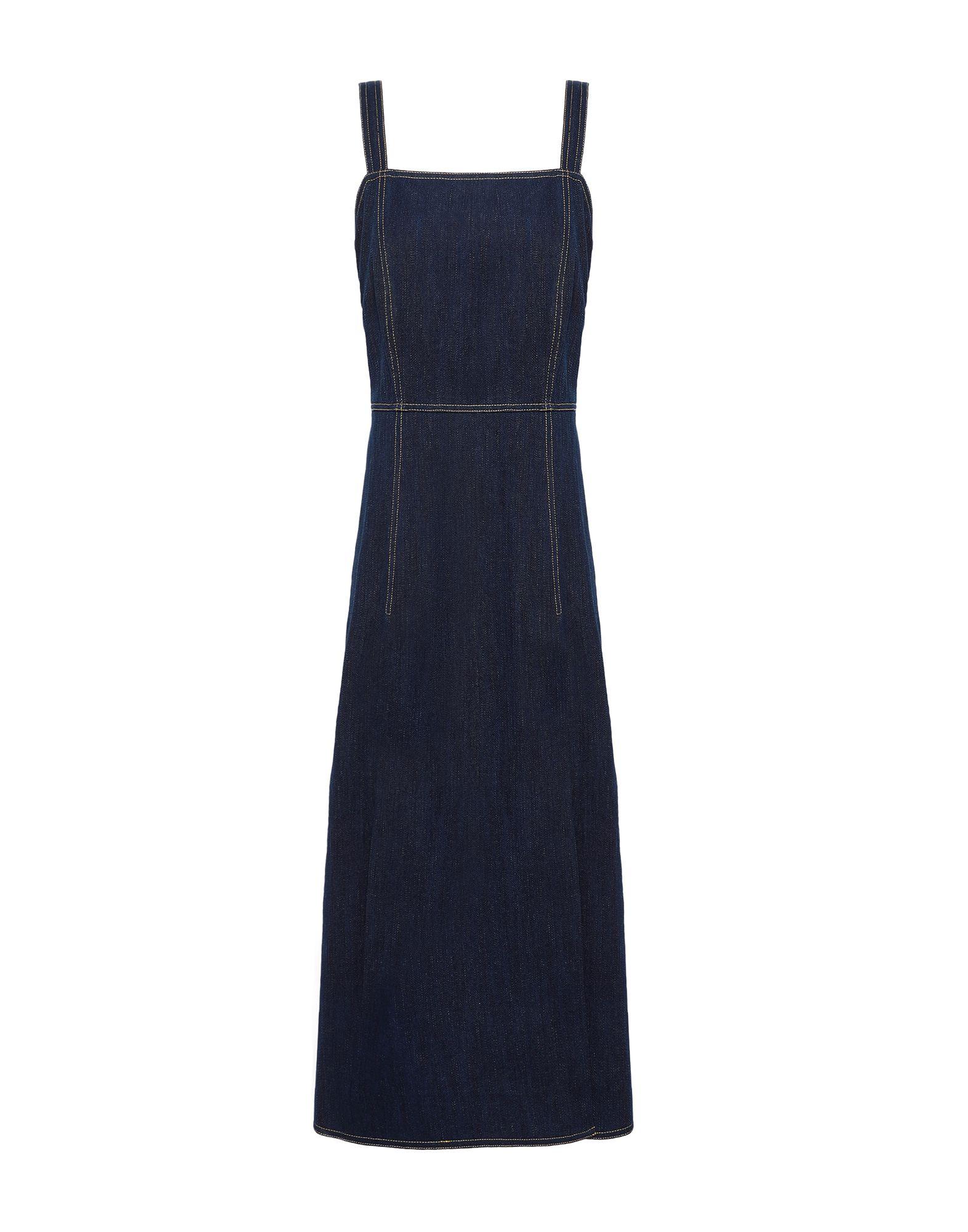 ADAM LIPPES Платье длиной 3/4