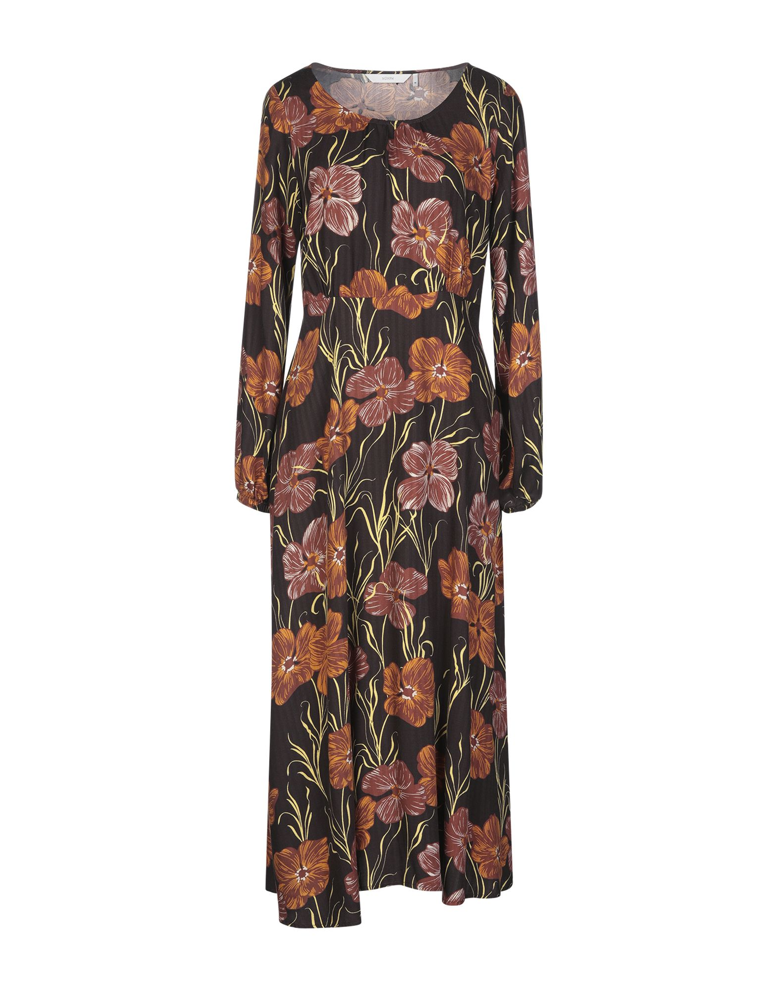Фото - NÜMPH Платье длиной 3/4 nümph pубашка