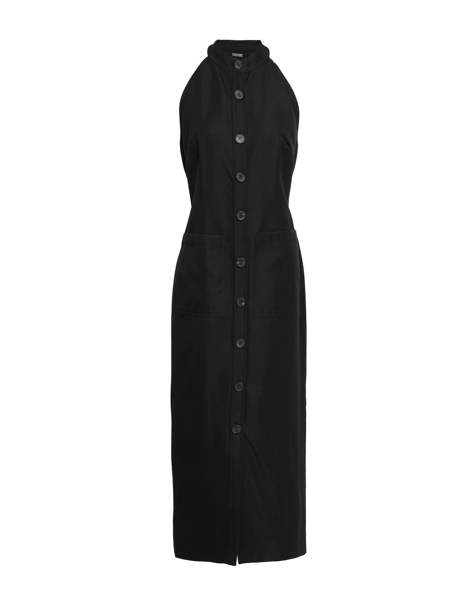 ADAM LIPPES Длинное платье