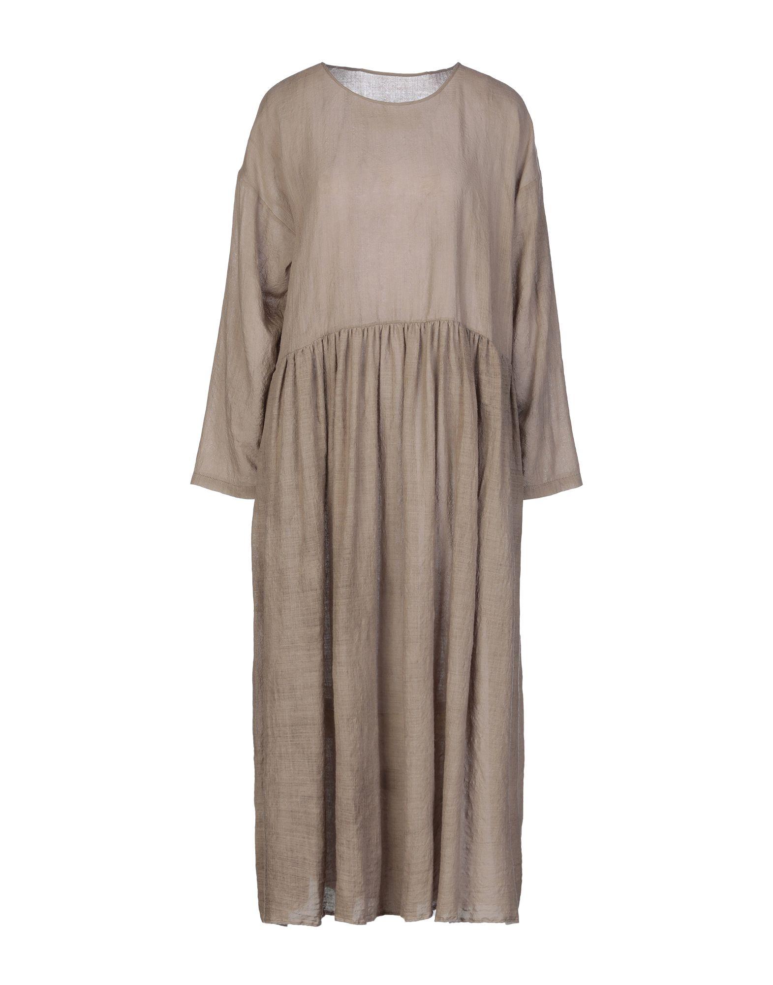 UMA WANG Платье длиной 3/4