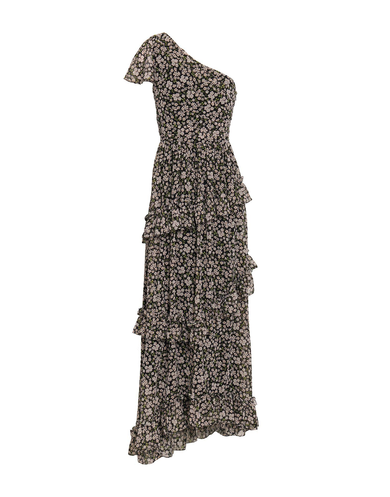 MIKAEL AGHAL Длинное платье mikael niemi popular music