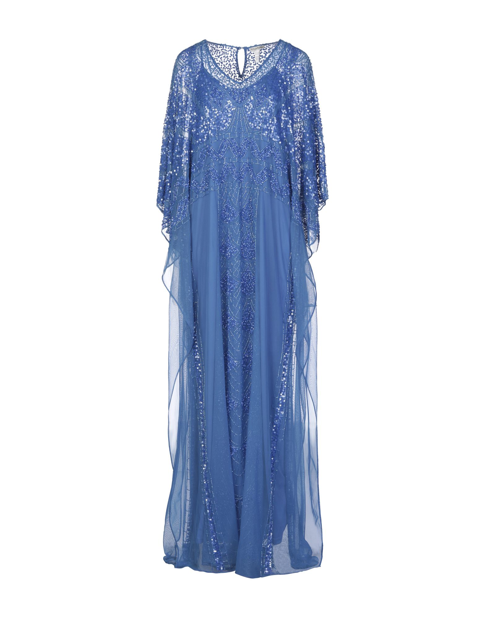 PERLA ROSSA Длинное платье
