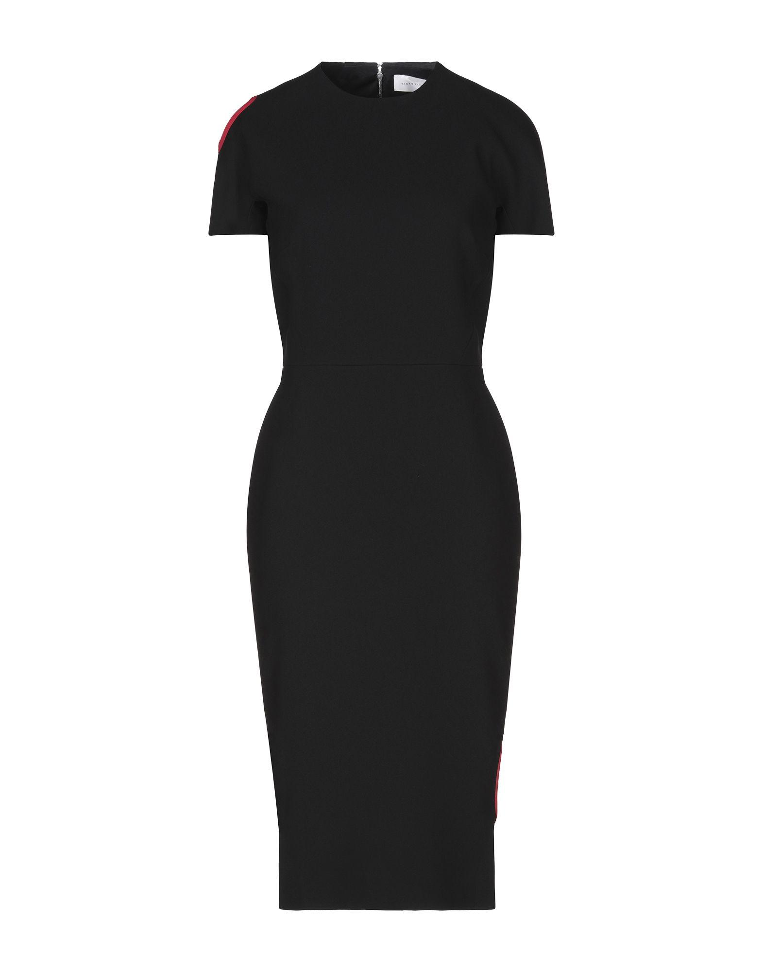 VICTORIA BECKHAM Платье до колена