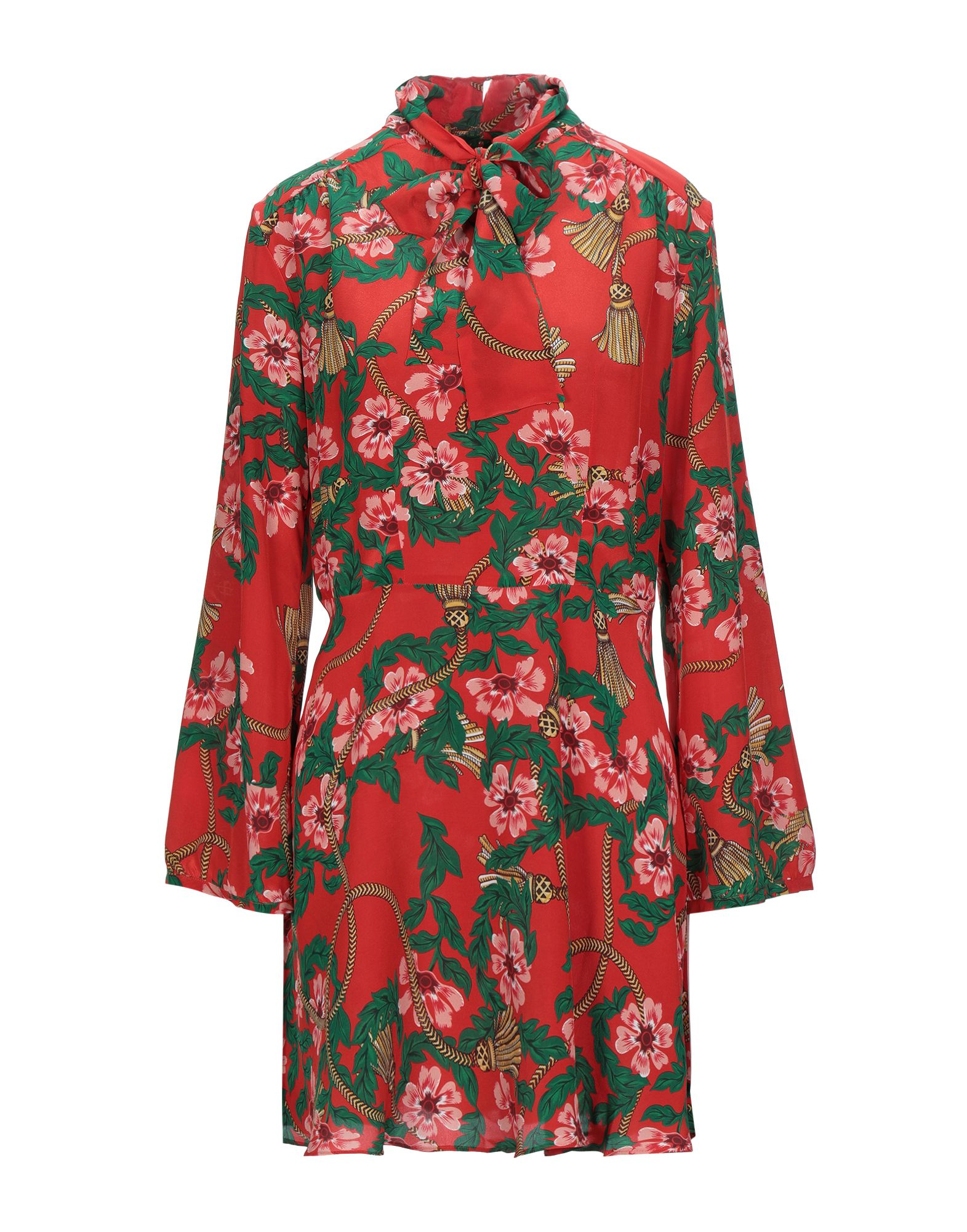 HAYLEY MENZIES Короткое платье