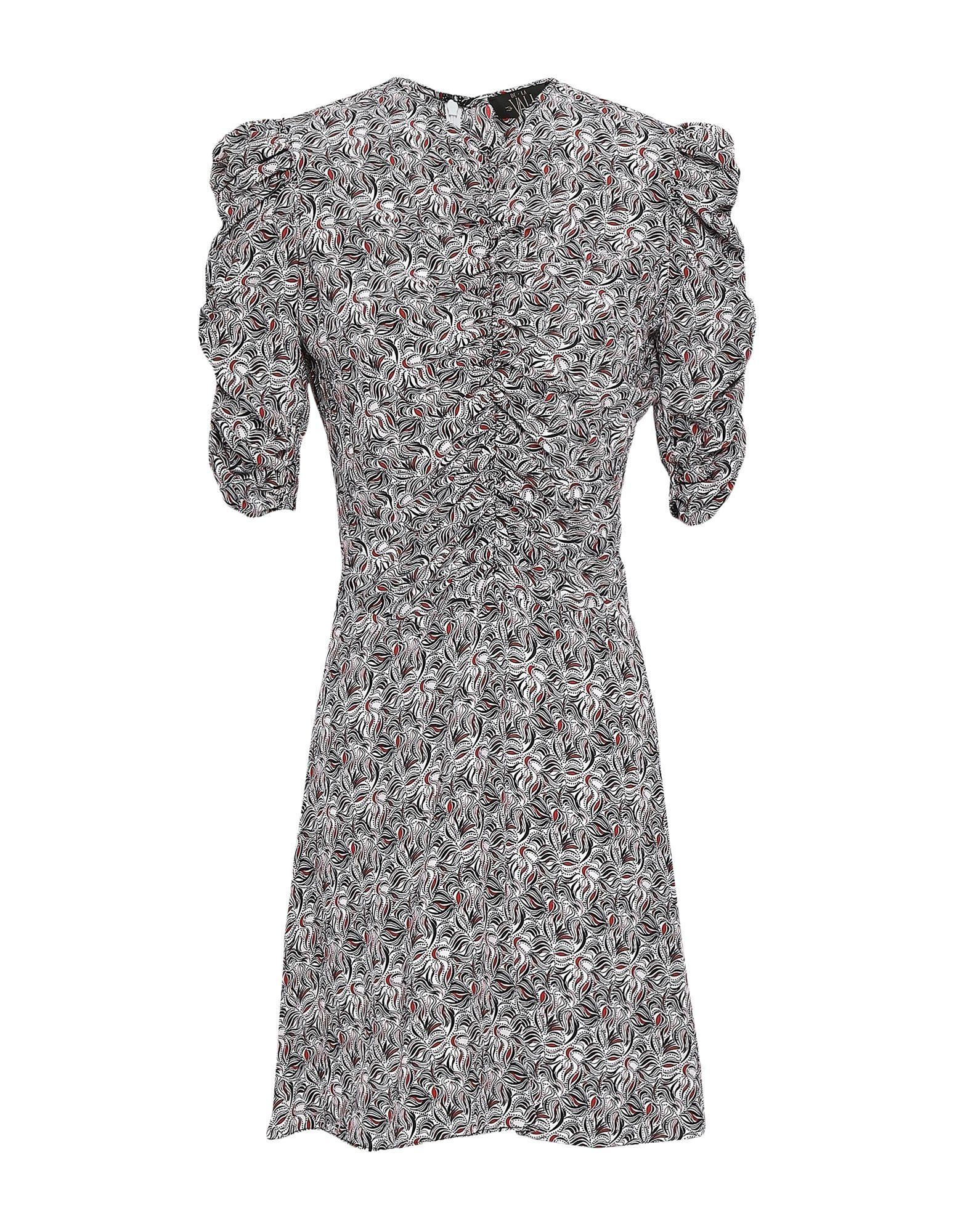 DE LA VALI Короткое платье