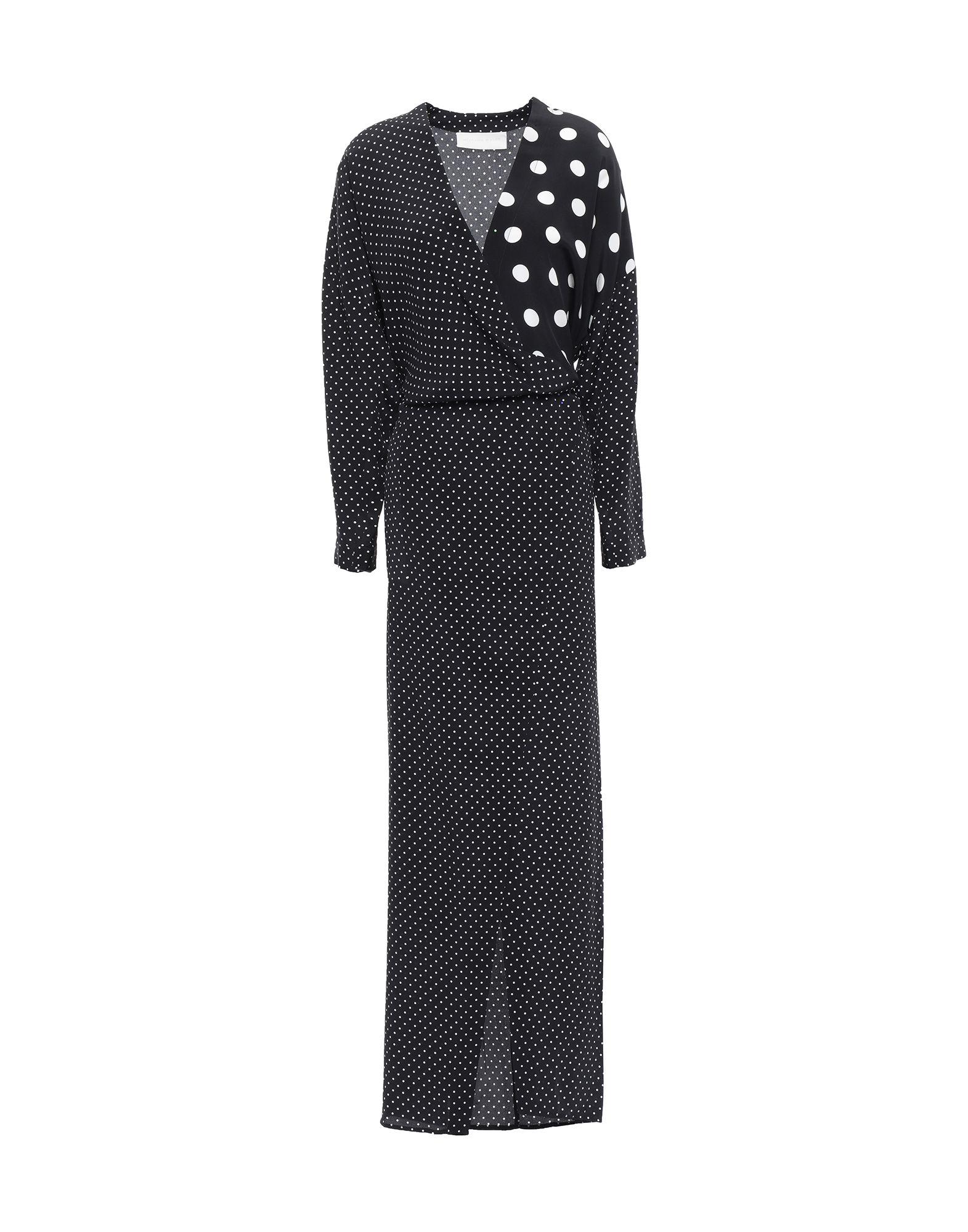 MICHELLE MASON Длинное платье