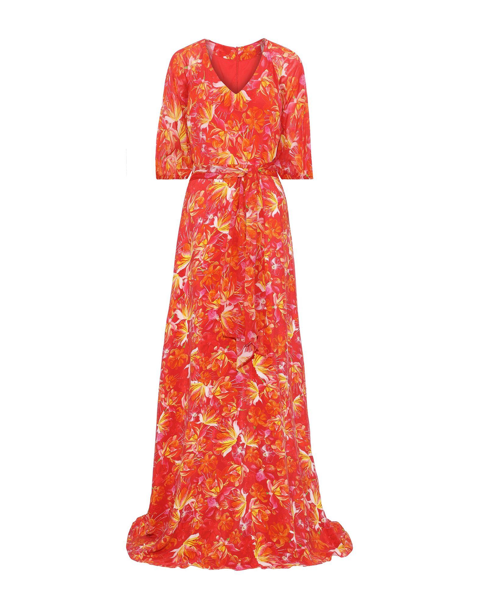 ISOLDA Длинное платье