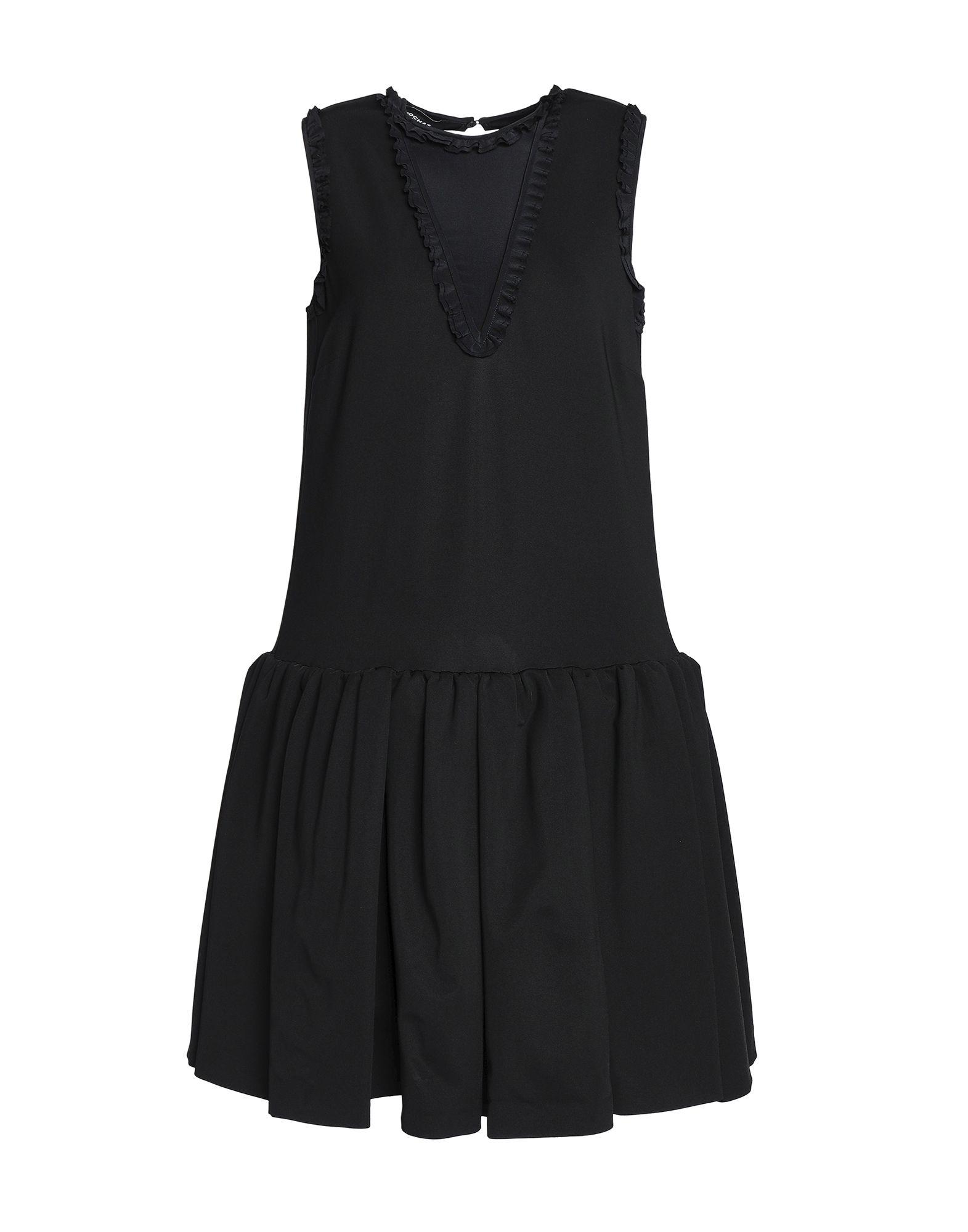 ROCHAS Короткое платье rochas шерстяное платье