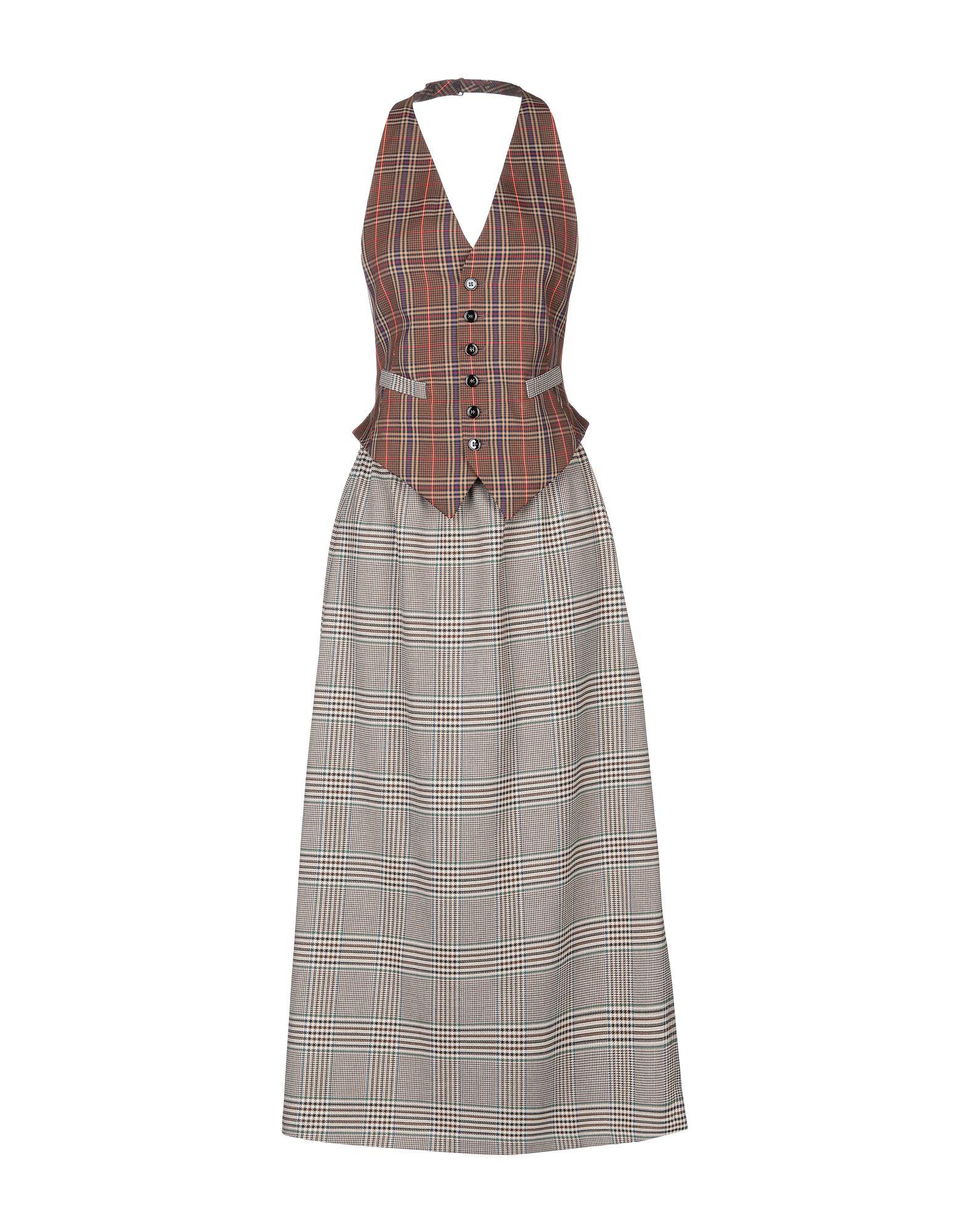 MM6 MAISON MARGIELA Длинное платье
