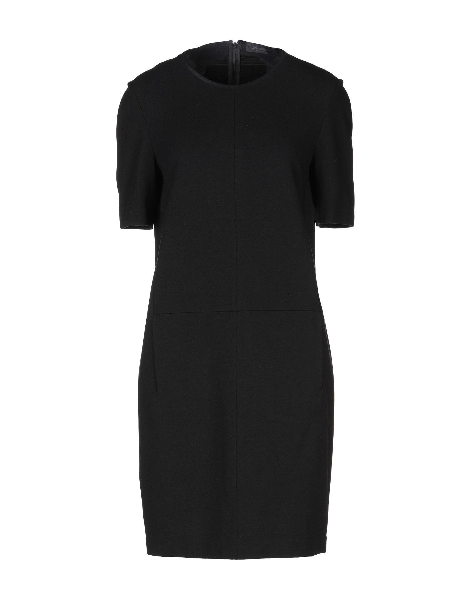 CALVIN KLEIN COLLECTION Короткое платье недорого