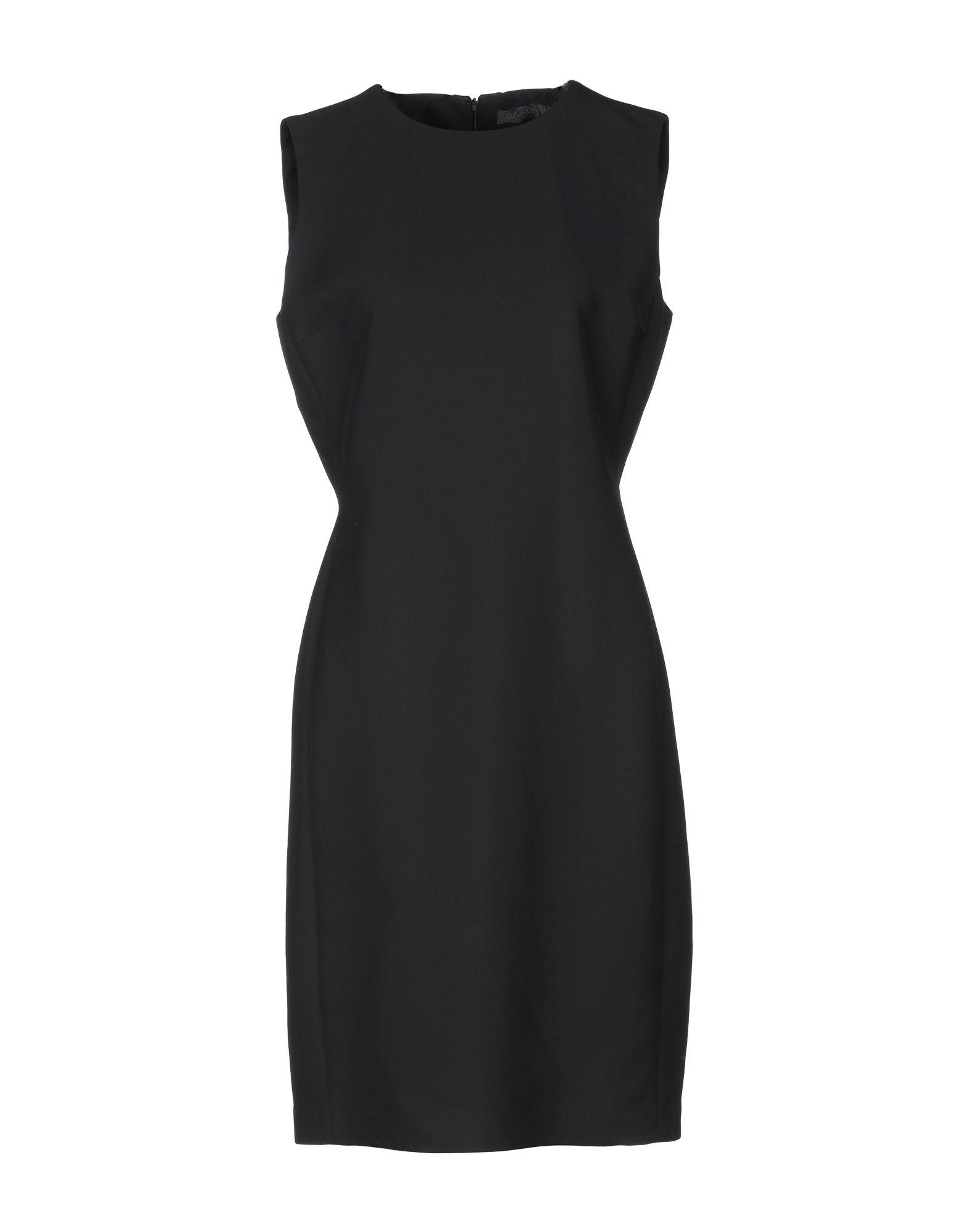 CALVIN KLEIN COLLECTION Платье до колена недорого
