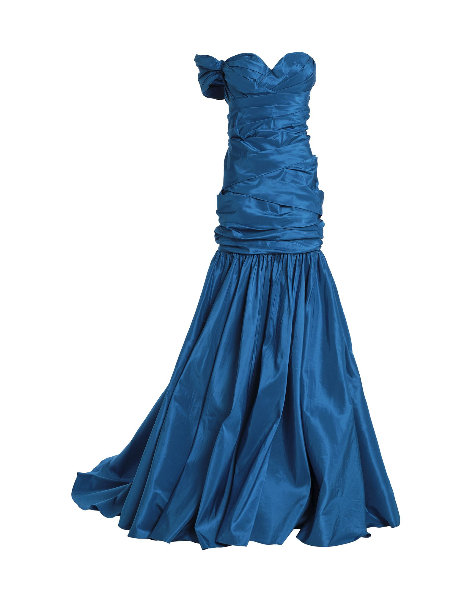 NAEEM KHAN Длинное платье