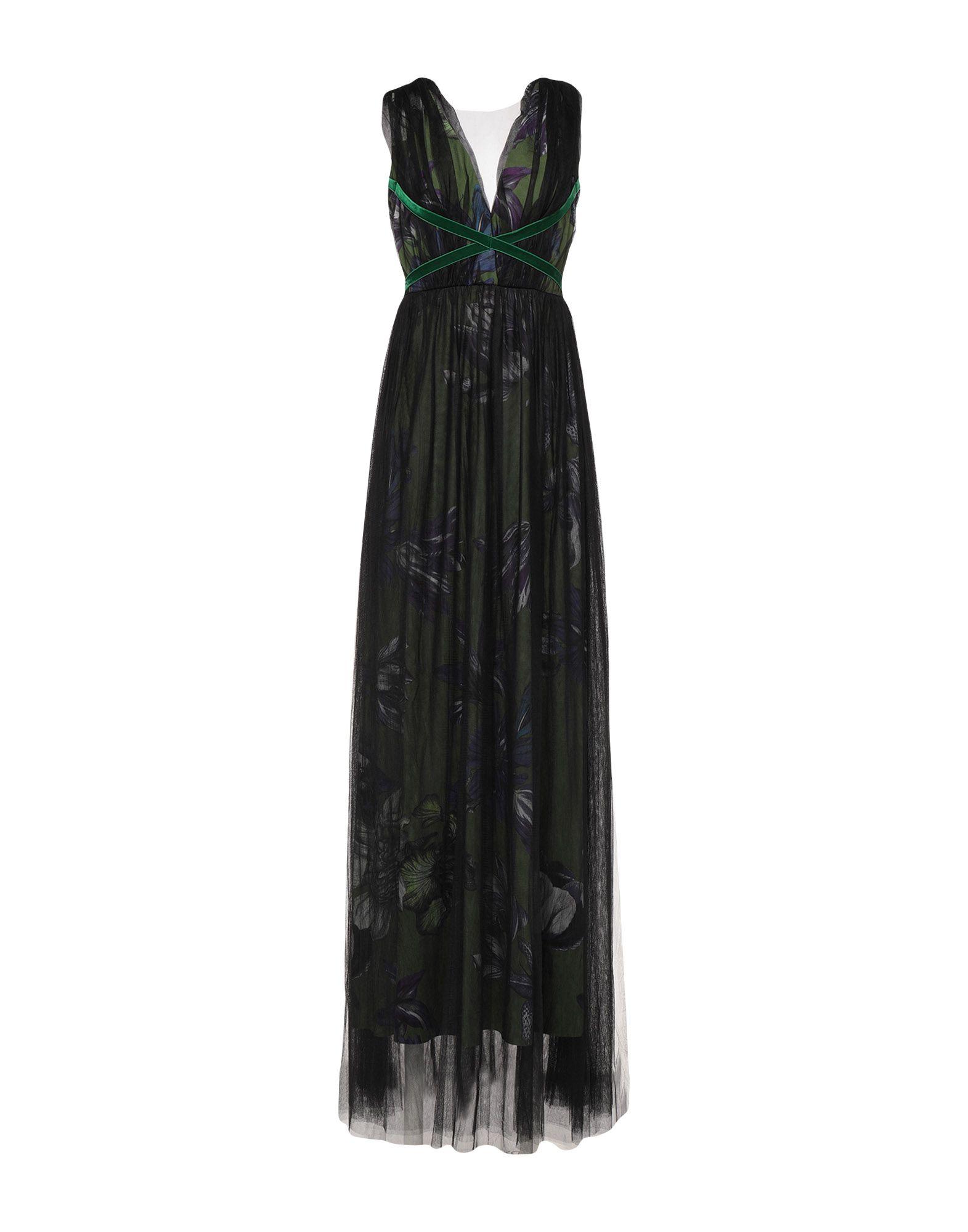 CHIARA BONI LA PETITE ROBE Длинное платье