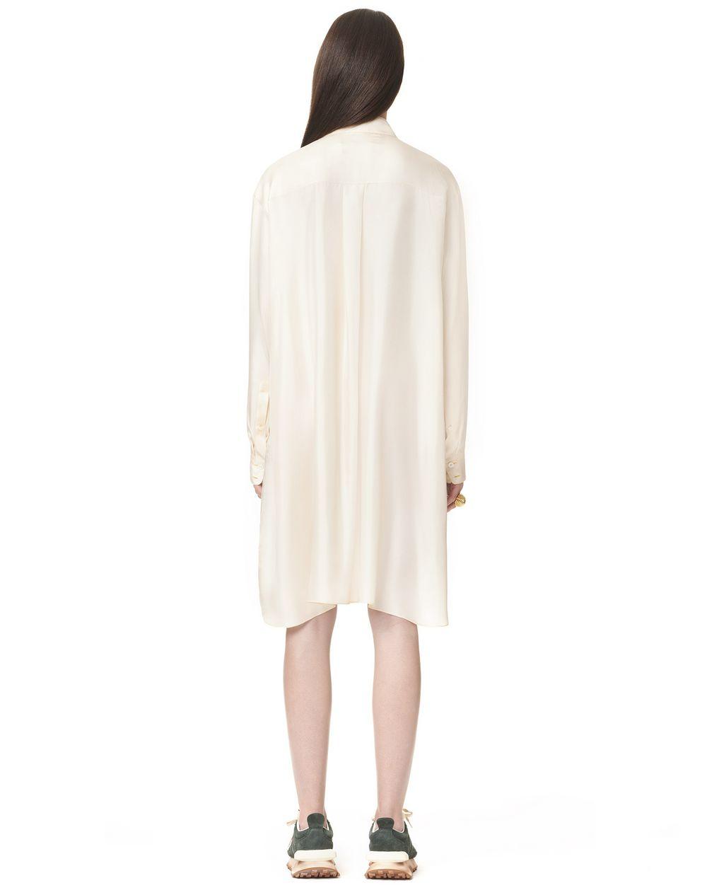 PRINTED SHIRT DRESS - Lanvin