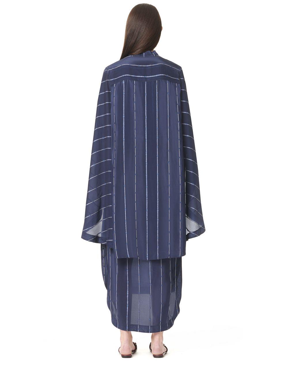 CAPE KAFTAN DRESS - Lanvin