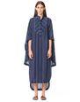 LANVIN Long dress Woman CAPE KAFTAN DRESS f