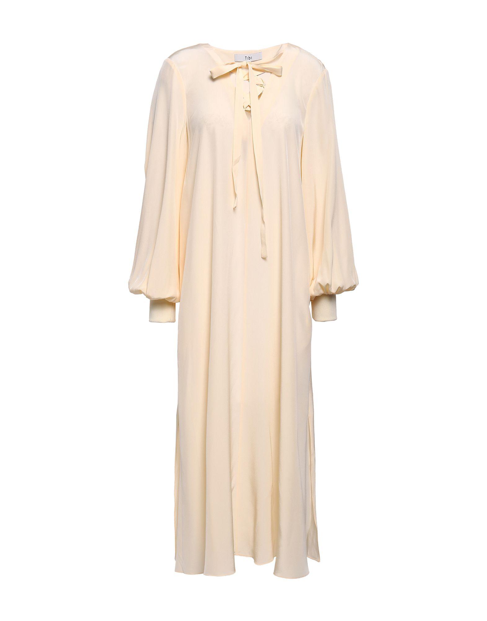 TIBI Платье длиной 3/4 платье tibi