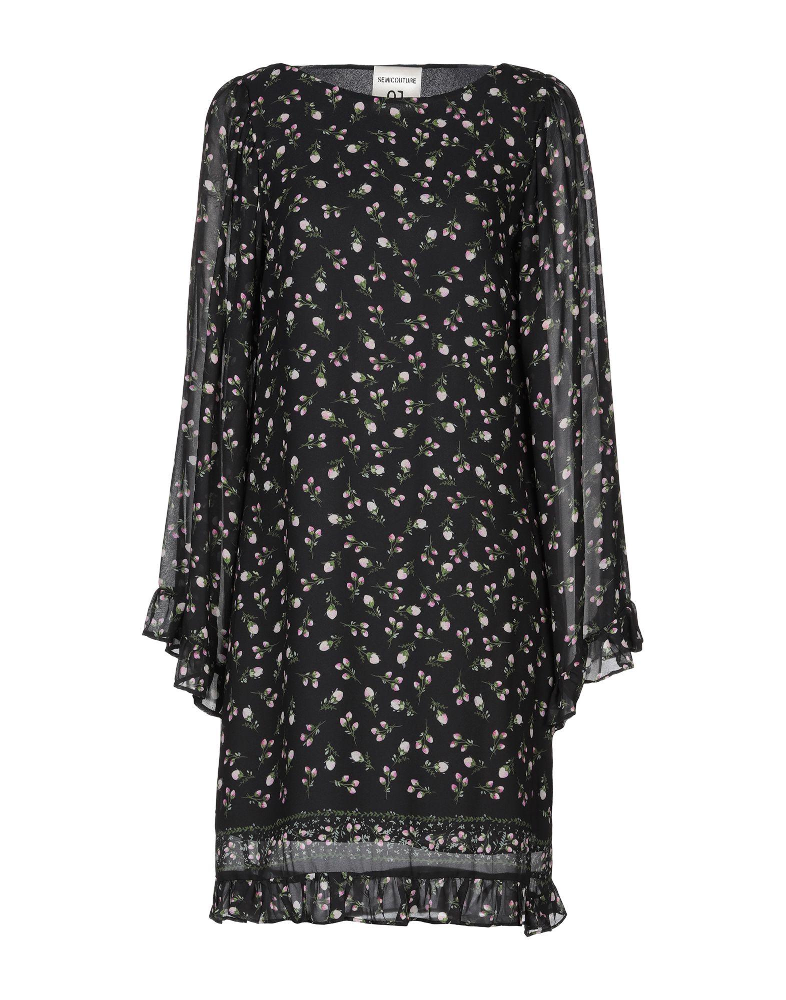 SEMICOUTURE Короткое платье
