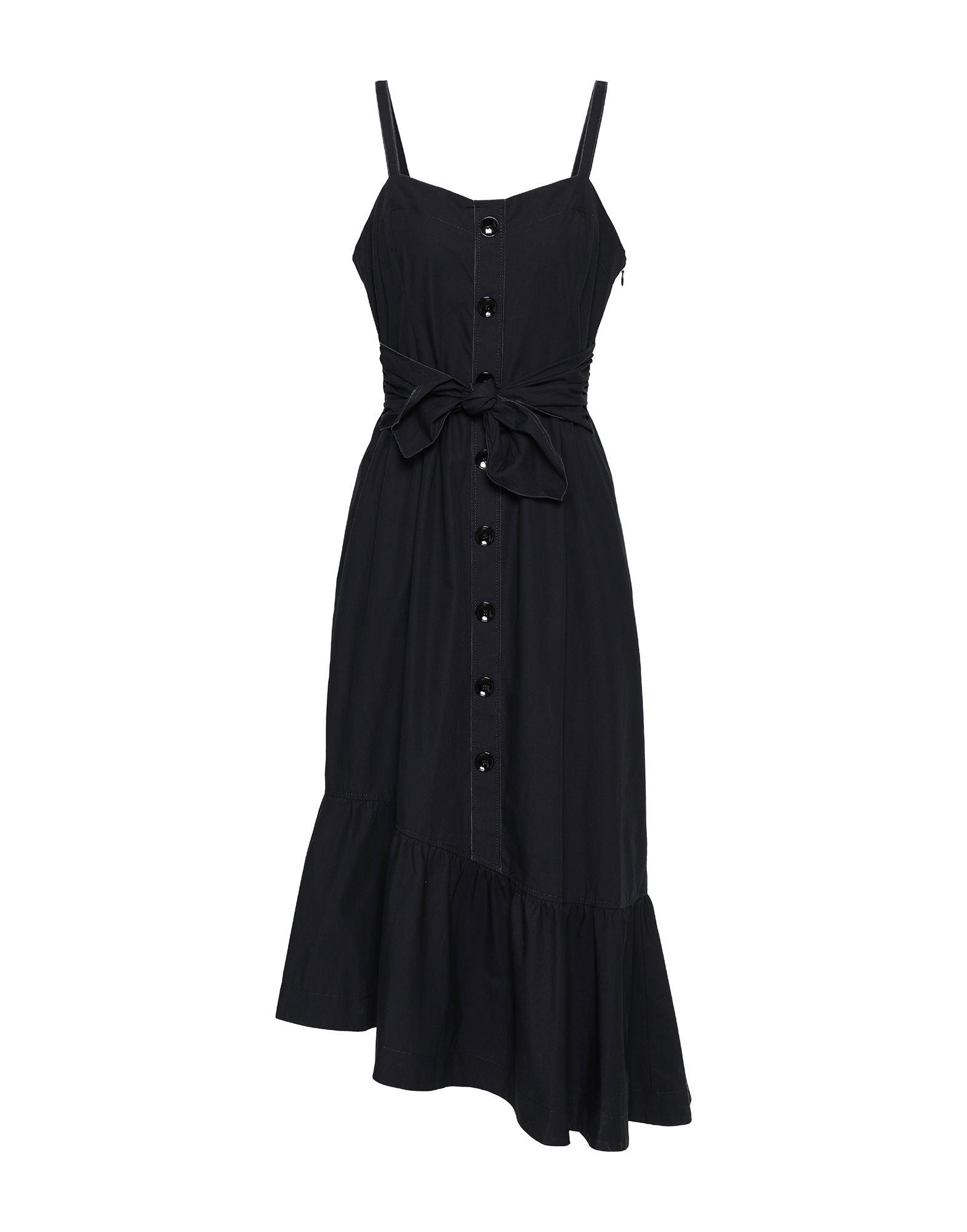 DEREK LAM 10 CROSBY Платье длиной 3/4