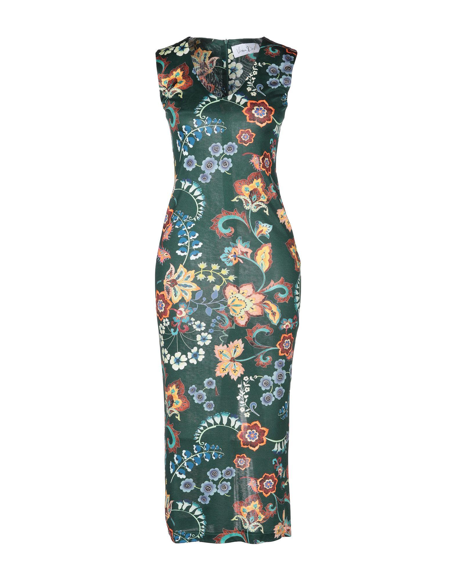 VIRNA DRÒ® Платье длиной 3/4