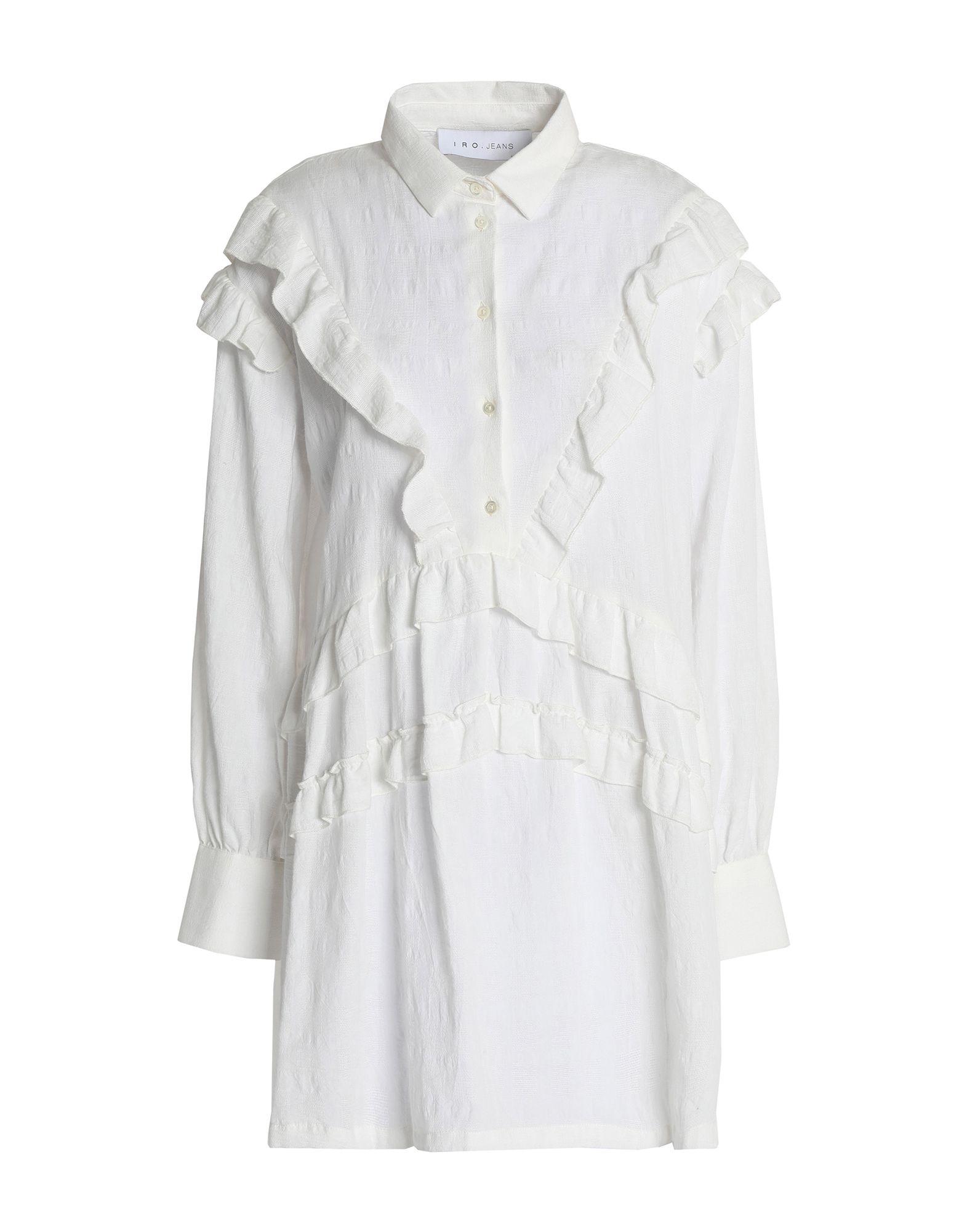 IRO.JEANS Короткое платье