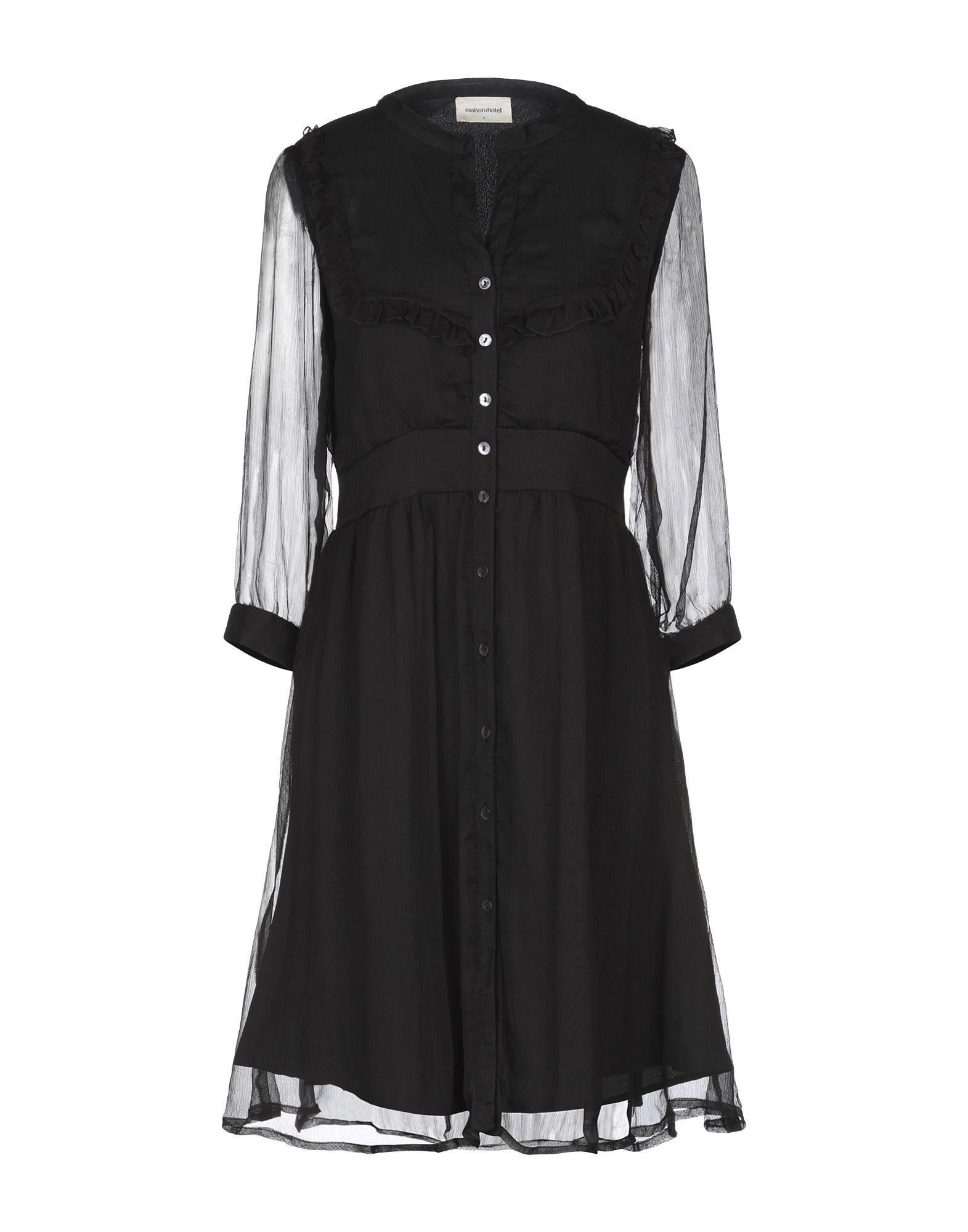 MAISON HOTEL Короткое платье