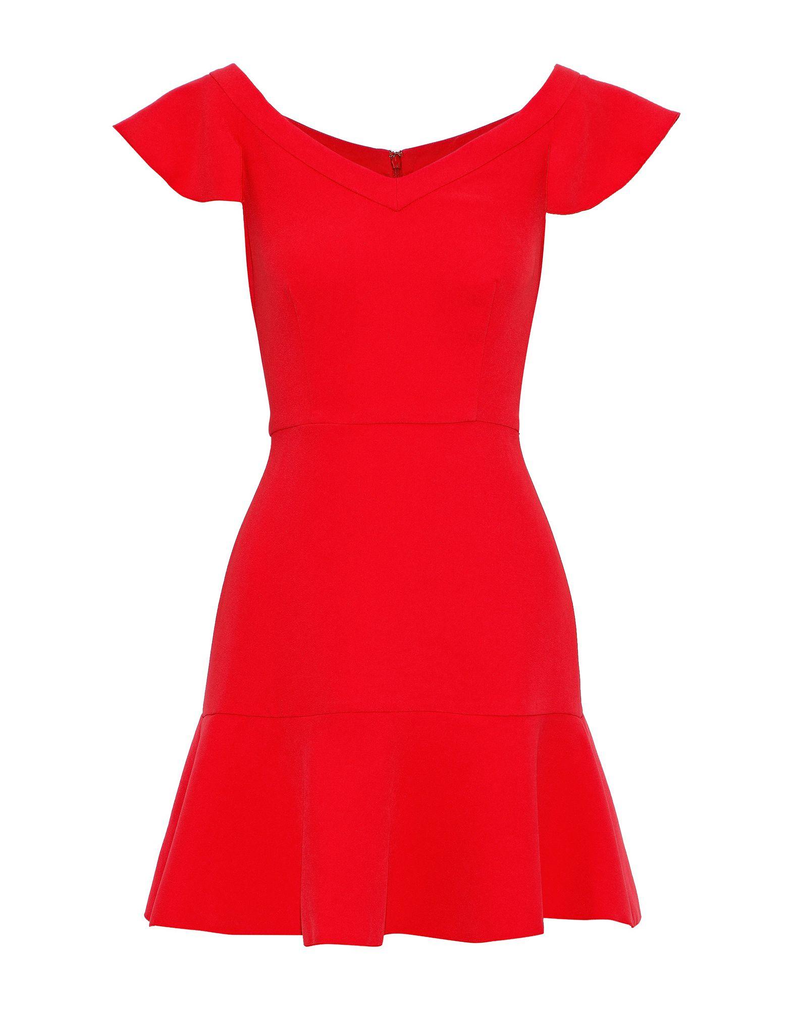 RACHEL ZOE Короткое платье кроссовки rachel zoe разноцветный
