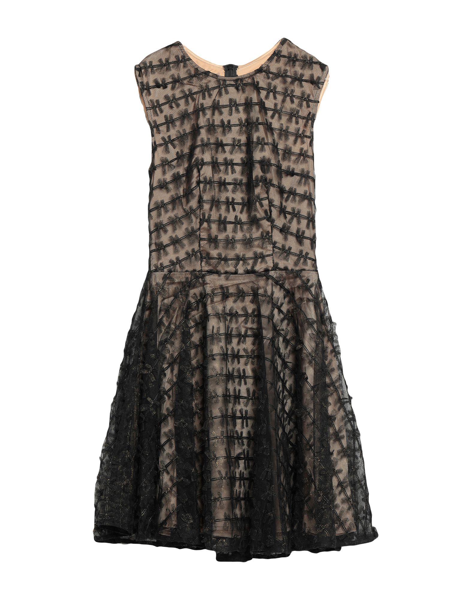 ISABEL GARCIA Короткое платье isabel garcia комбинезоны без бретелей