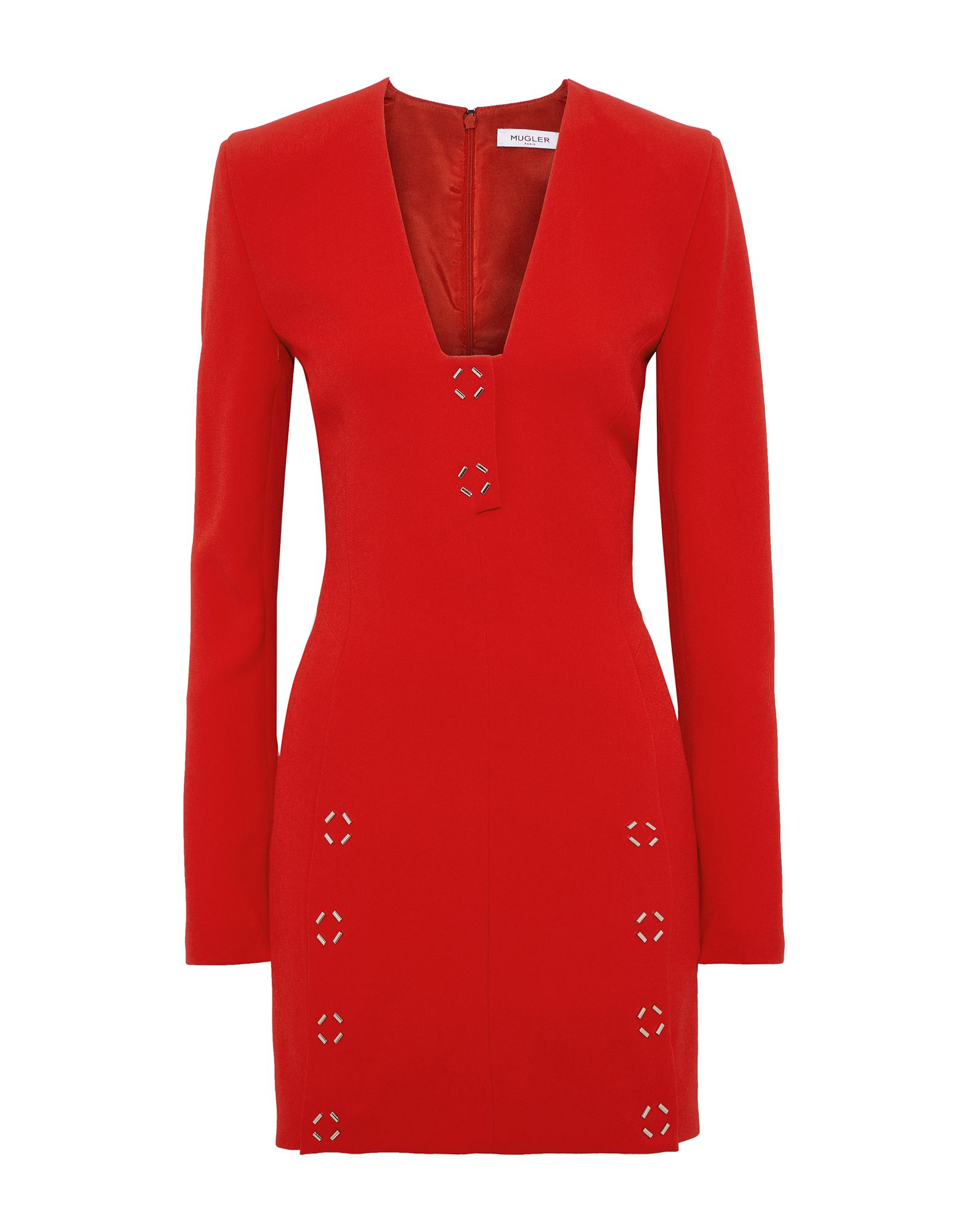 MUGLER Короткое платье