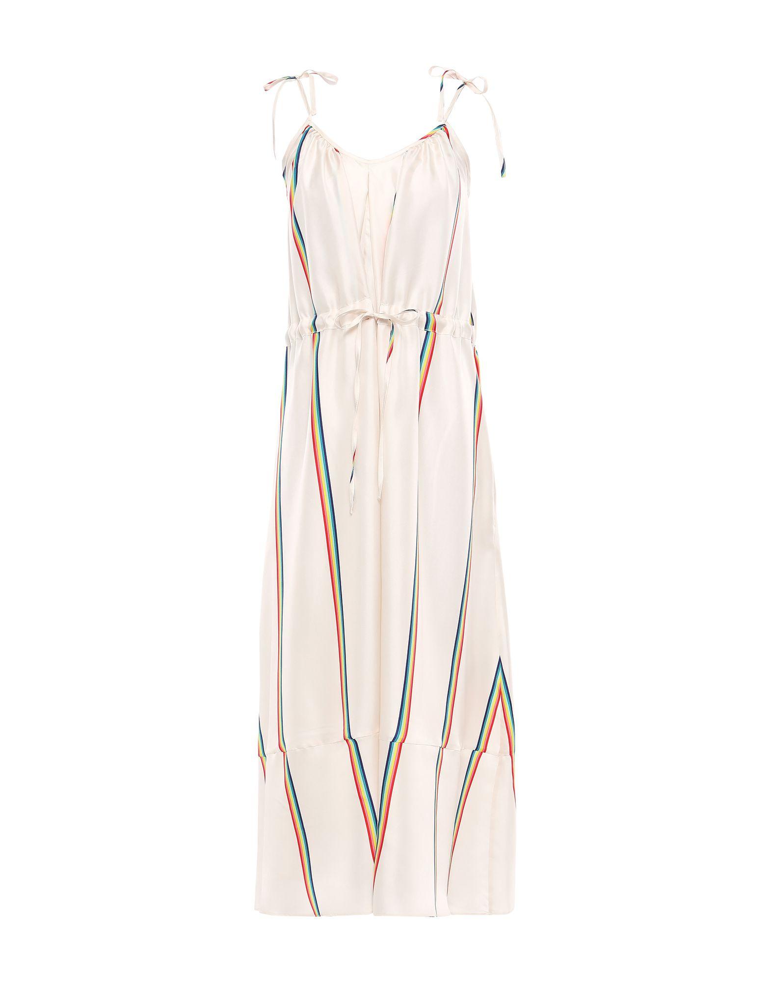 PAPER London Платье длиной 3/4 little mistress london платье длиной 3 4