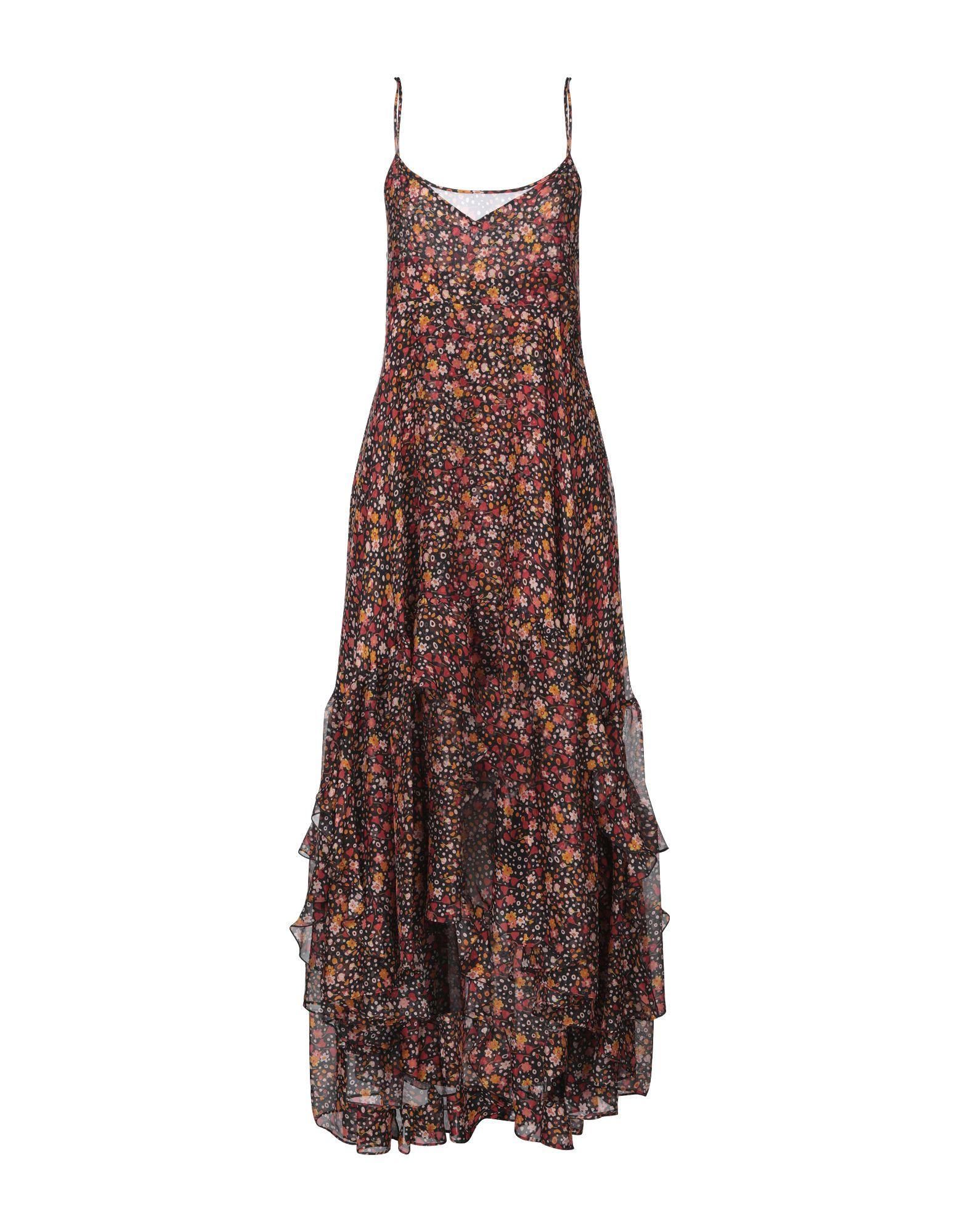 FAITH CONNEXION Длинное платье