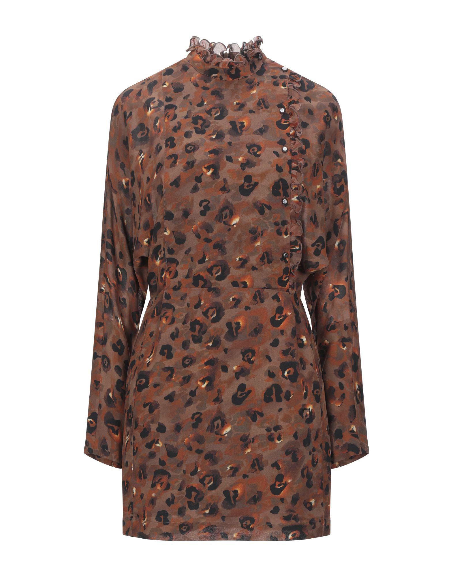 LALA BERLIN Короткое платье недорого
