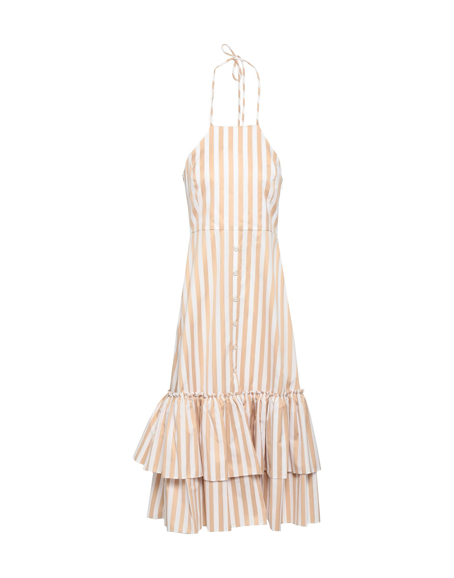 CAROLINE CONSTAS Платье длиной 3/4