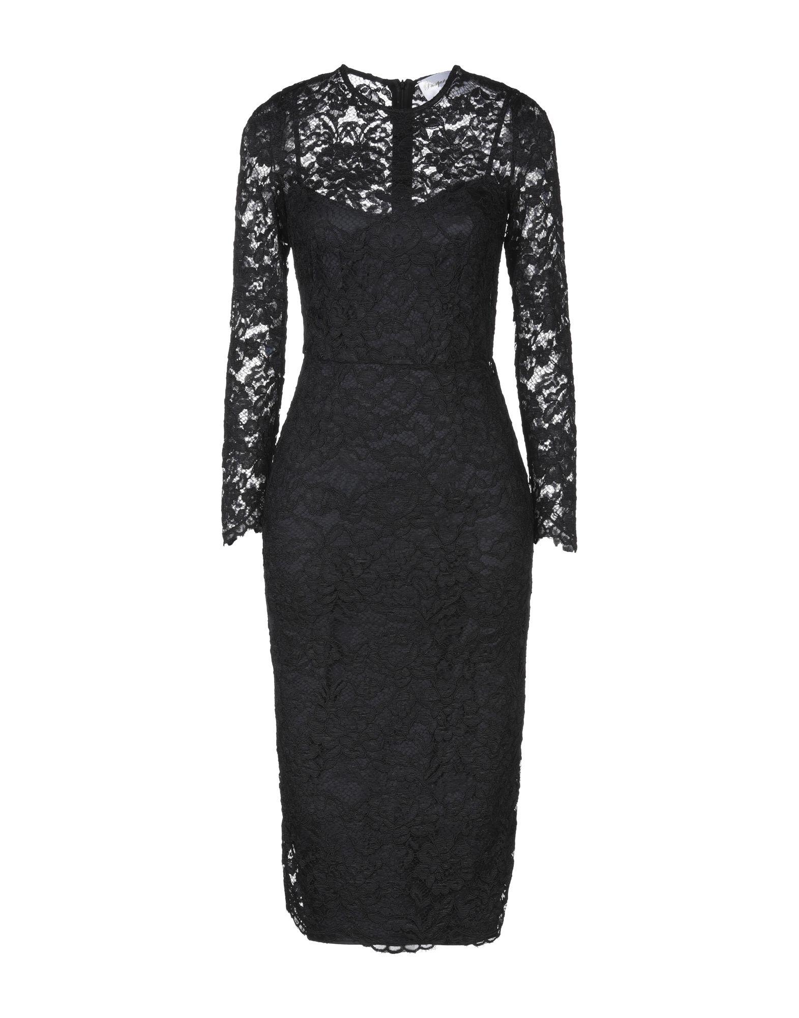 PASSEPARTOUT DRESS by ELISABETTA FRANCHI CELYN b. Платье длиной 3/4