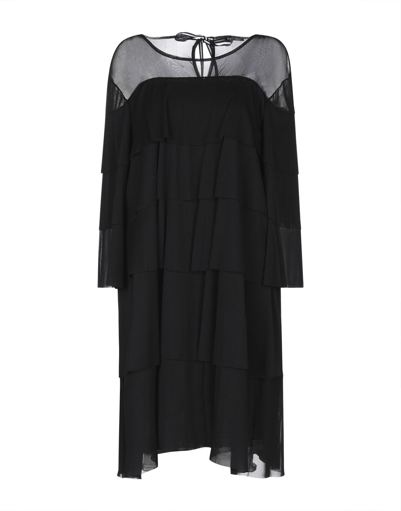 MY T-SHIRT Короткое платье