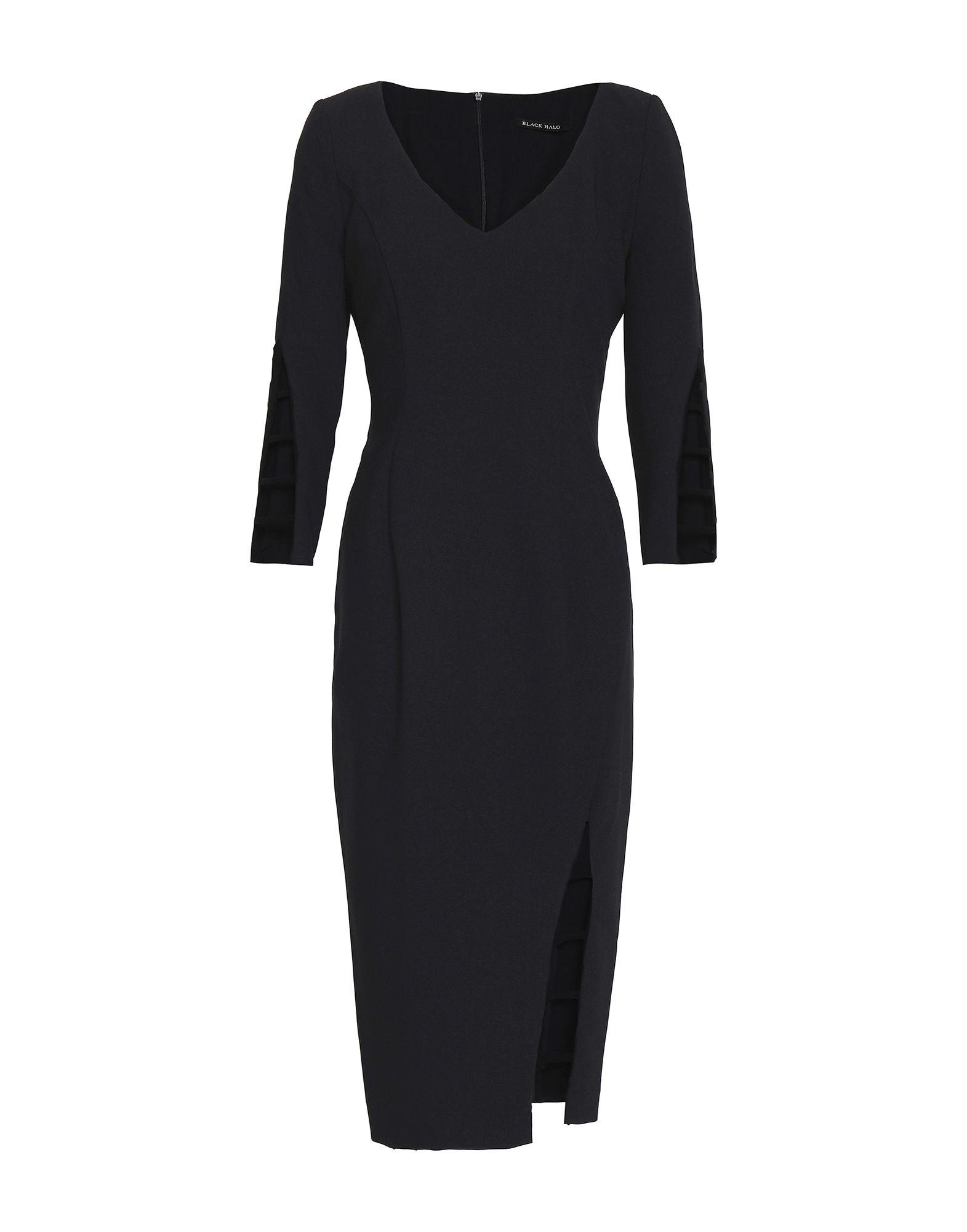 BLACK HALO Платье до колена