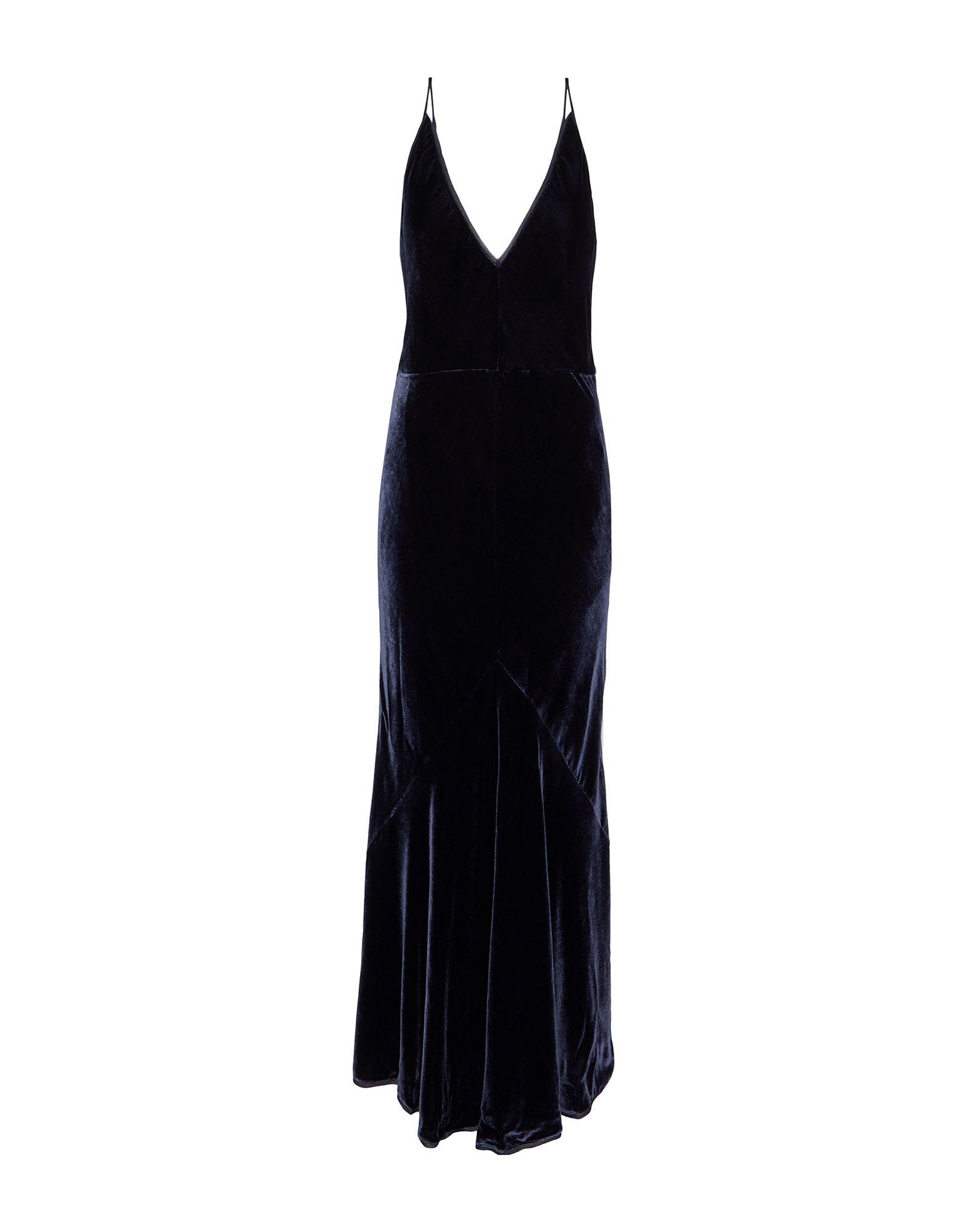 GABRIELA HEARST Длинное платье