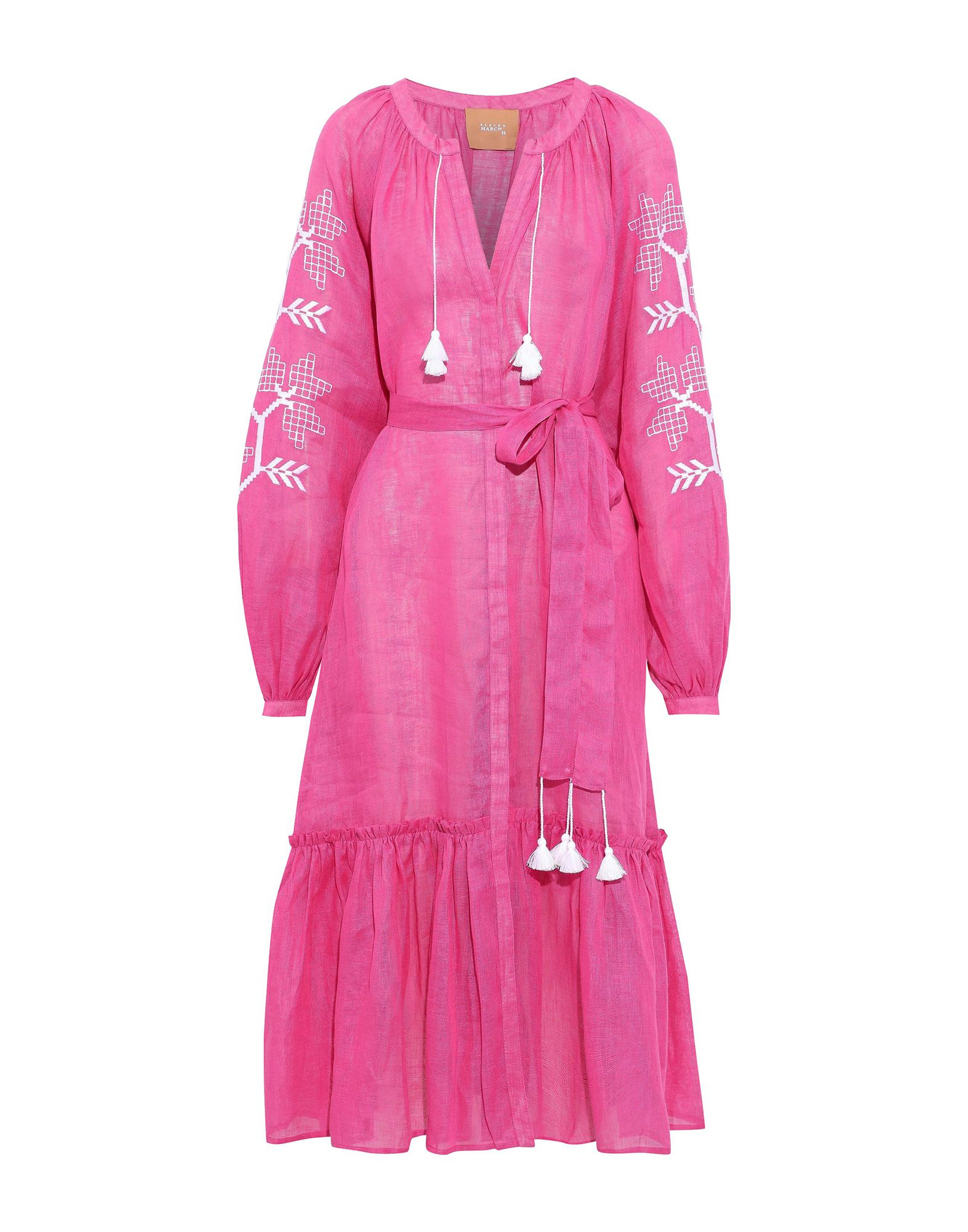 ELEVEN MARCH11 Платье длиной 3/4