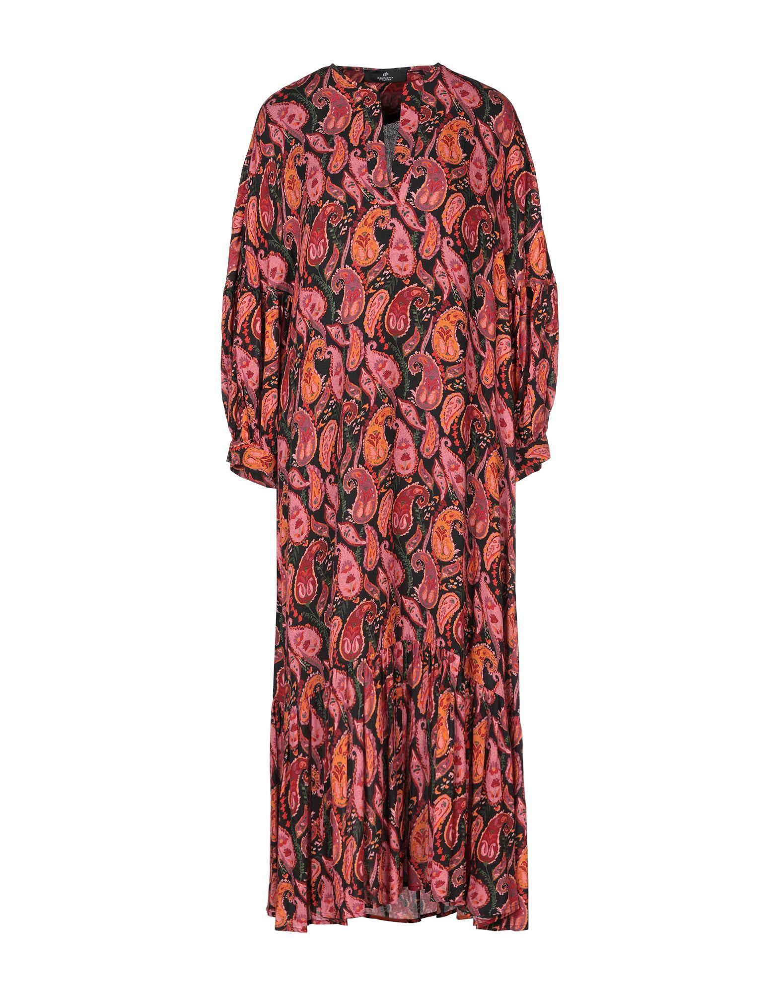 COMPAGNIA ITALIANA Длинное платье