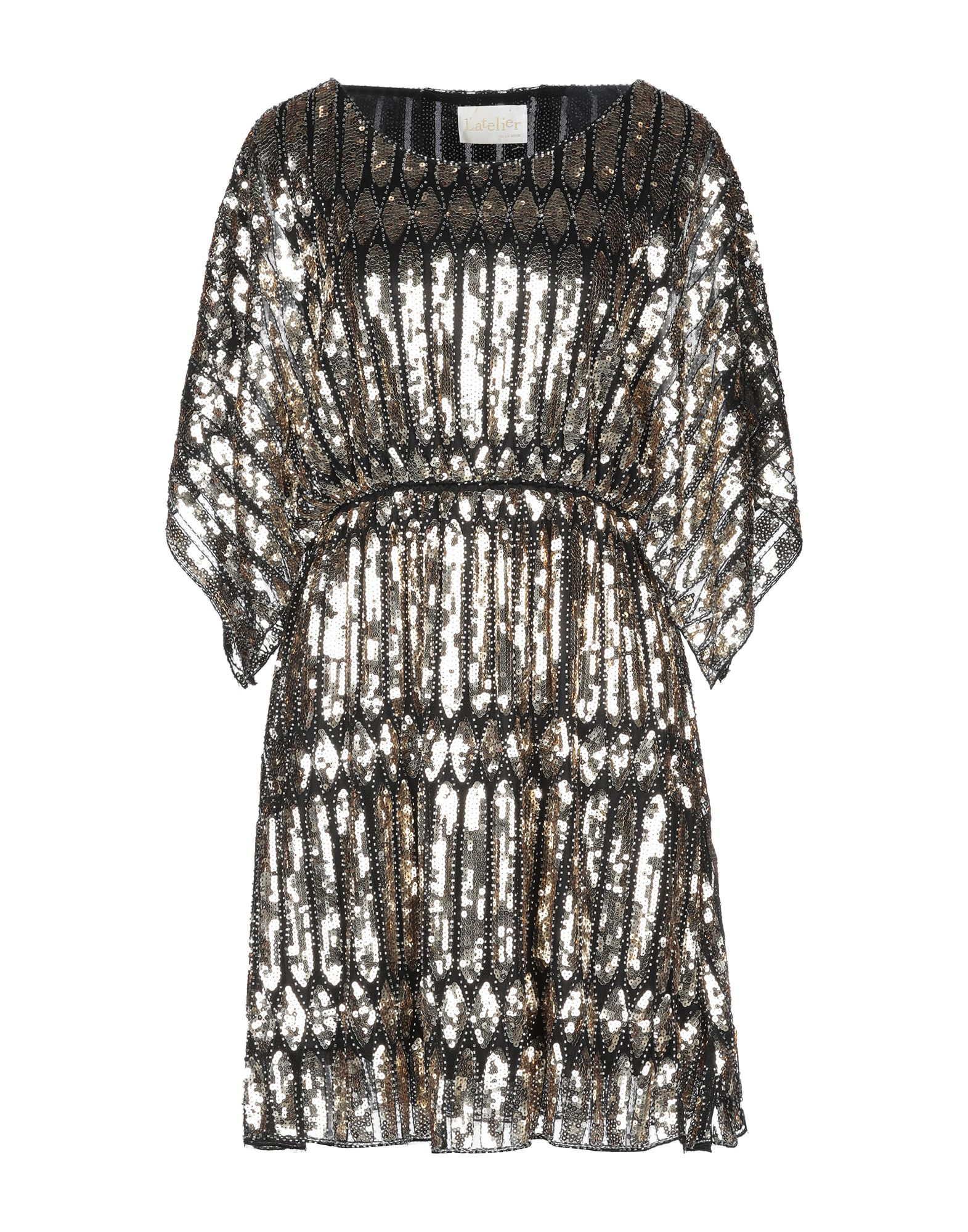 L'ATELIER de La Mode by PATRICIA FORGEAL Платье до колена
