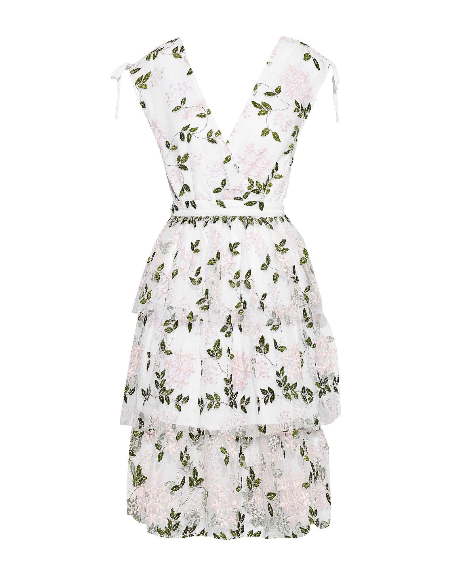 W118 by WALTER BAKER Платье до колена walter baker платье до колена