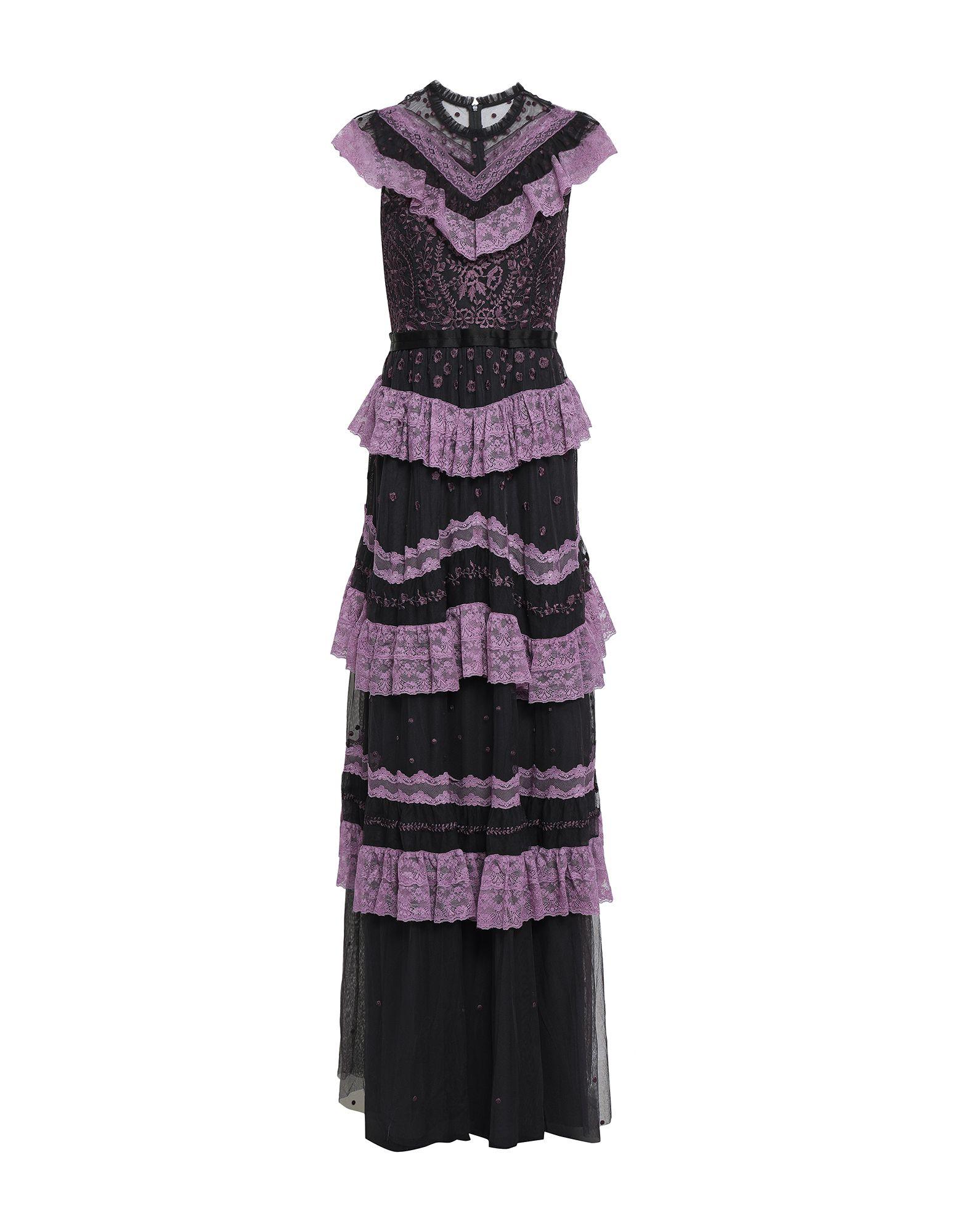 NEEDLE & THREAD Длинное платье